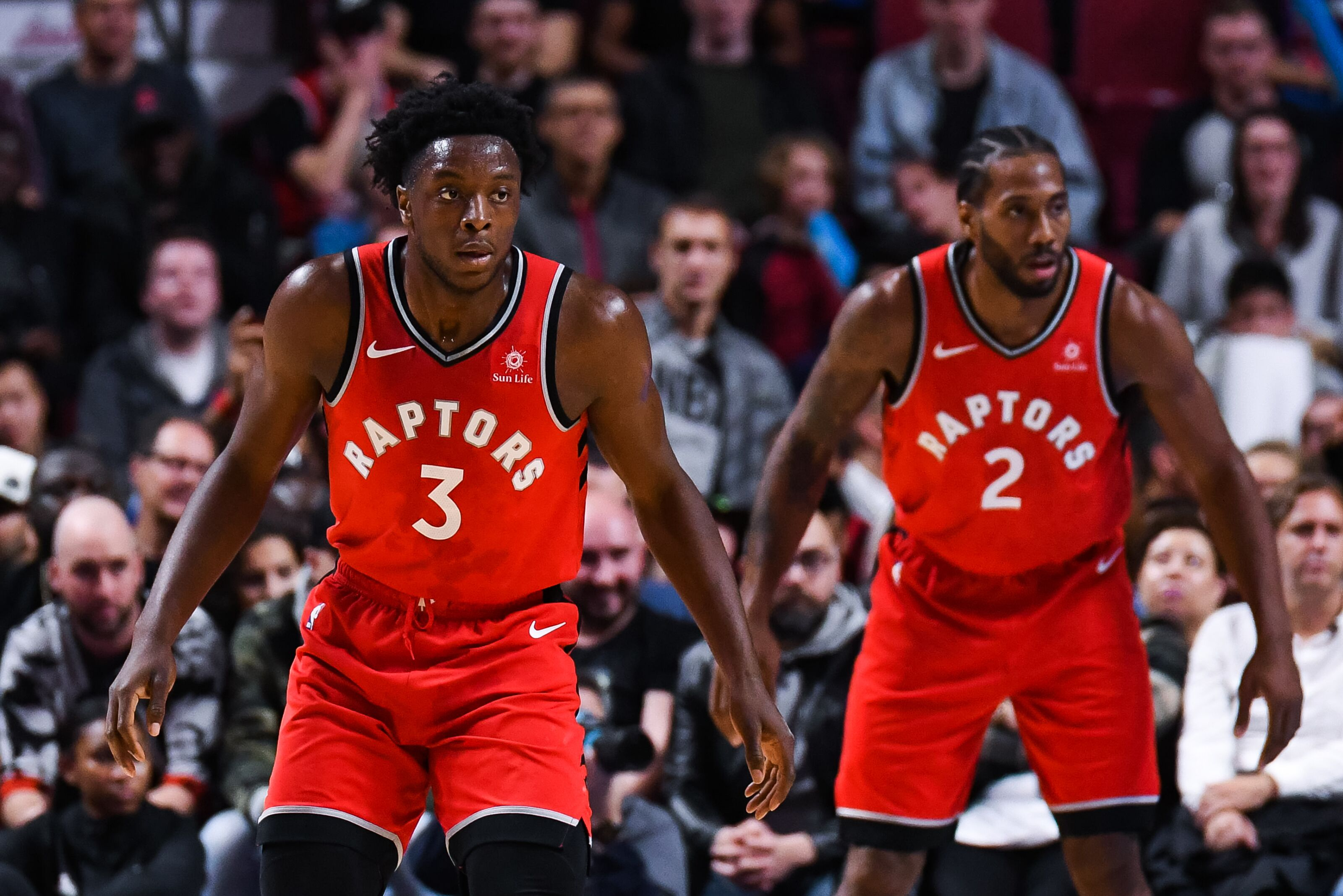 promo code 0ab6f 3fe39 Toronto Raptors: What is OG Anunoby's potential?