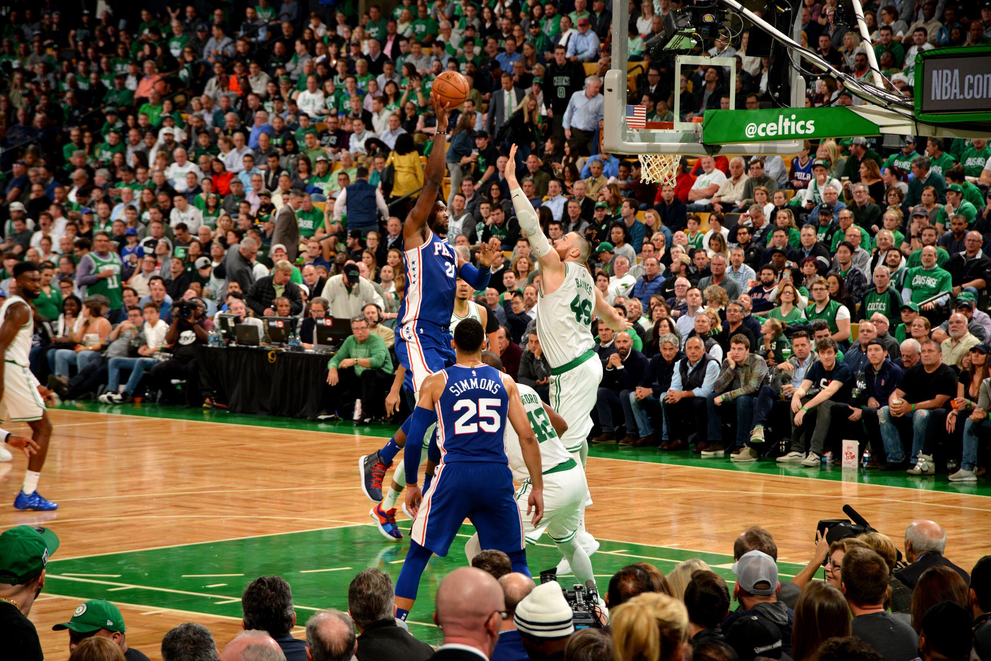 Toronto Raptors: Three things we learned from Boston Celtics vs Philadelphia 76ers