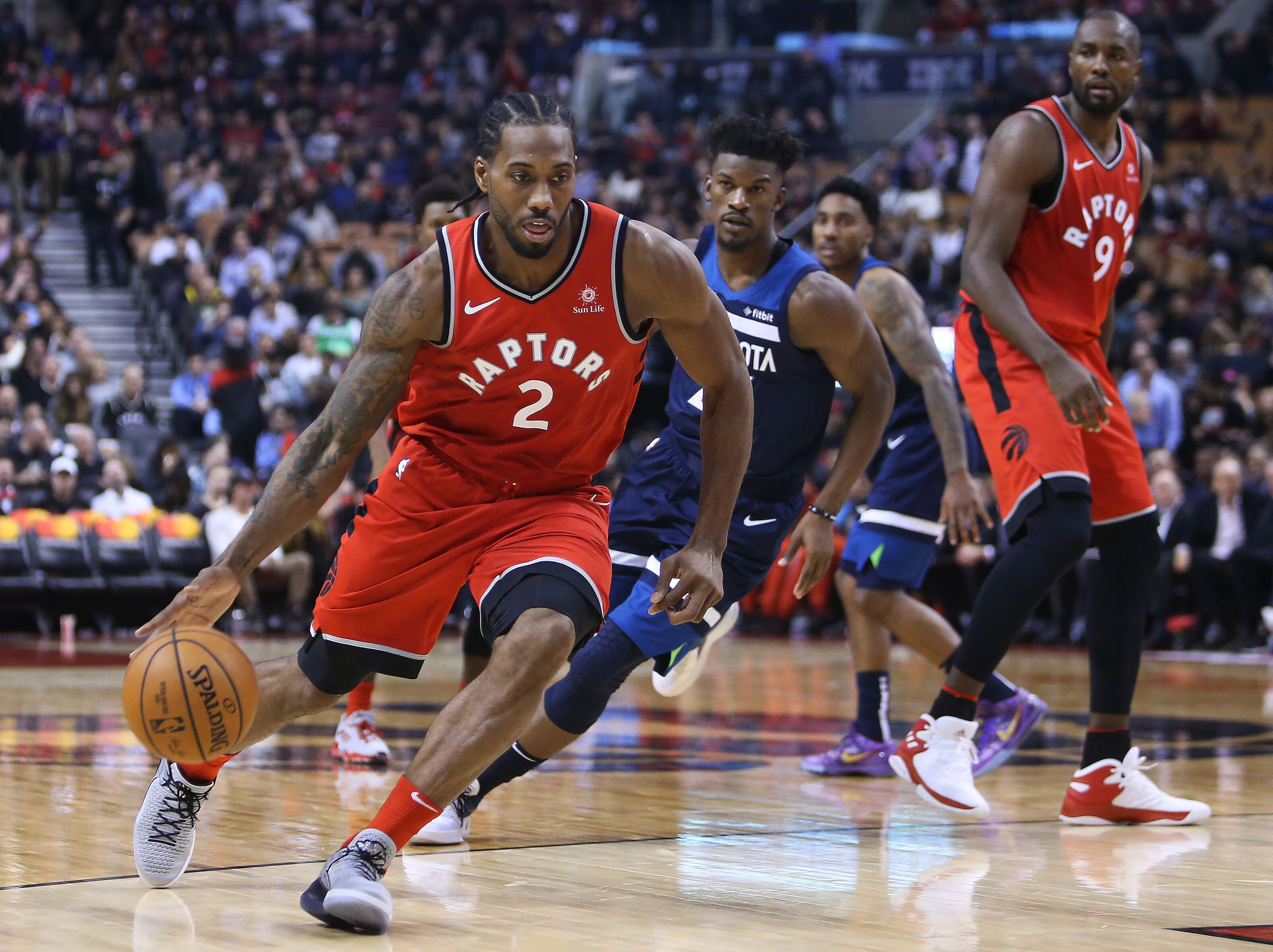 e41d88479 Toronto Raptors Roundup  Stories and Highlights From Week Two