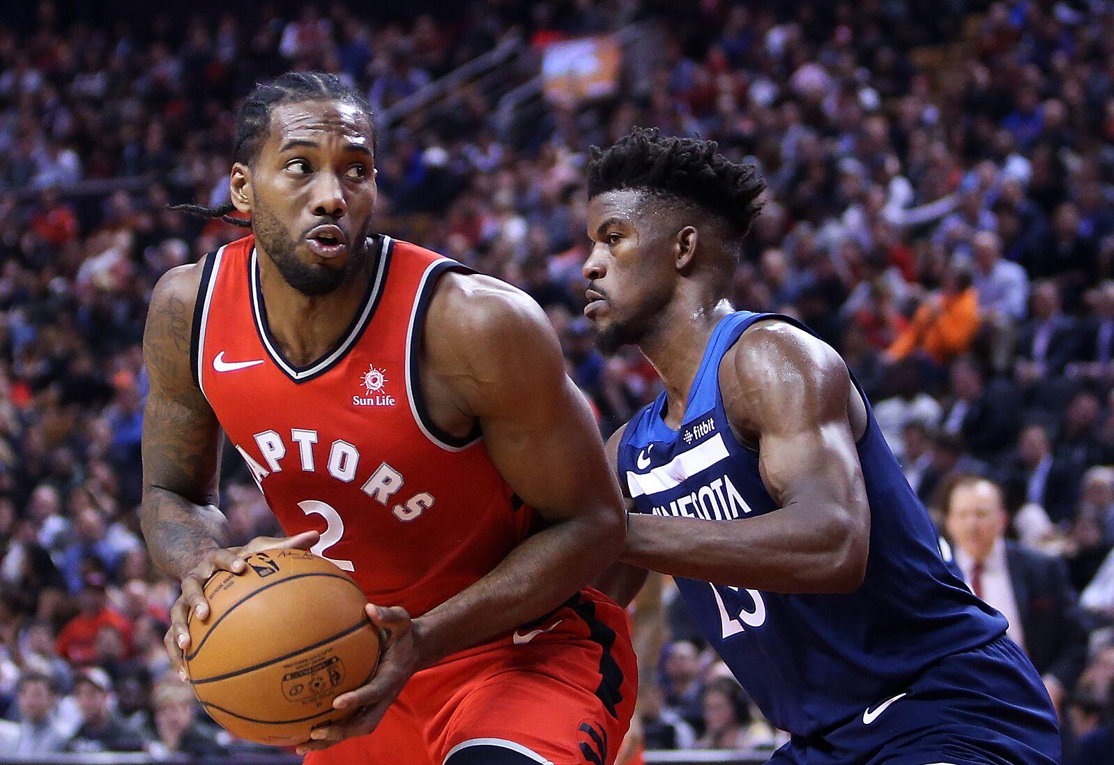 8f294b0ec4aa57 NBA Power Rankings week 4  Toronto Raptors are rolling