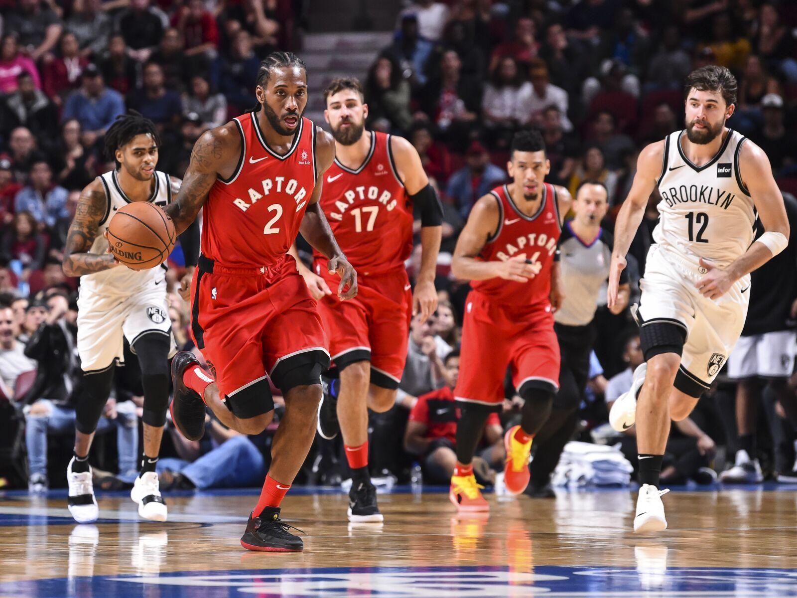 Toronto Raptors: Toronto Raptors: GMs Survey Mentions Our Team In