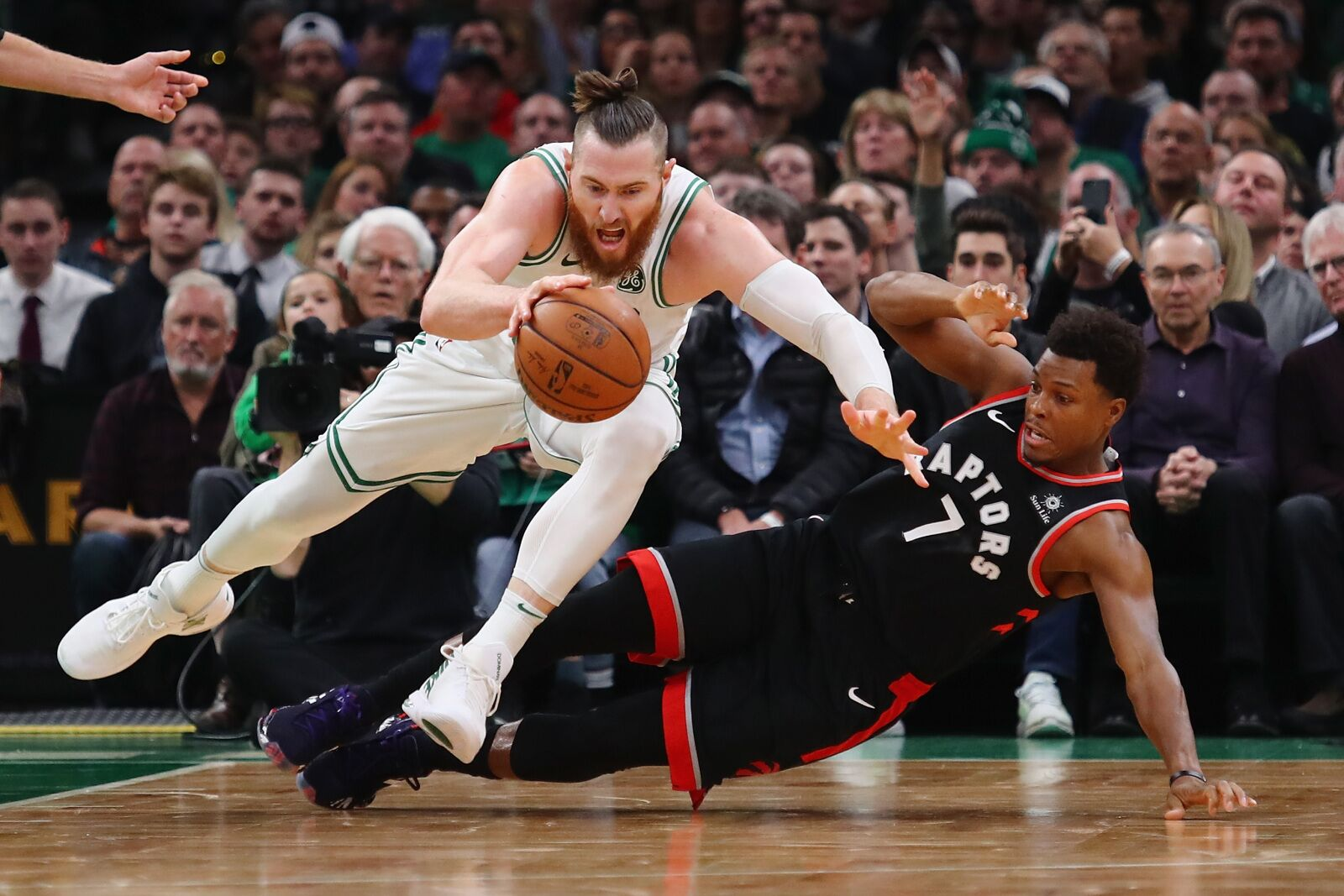 Toronto Raptors: Boston Celtics are still the biggest obstacle to winning Eastern Conference