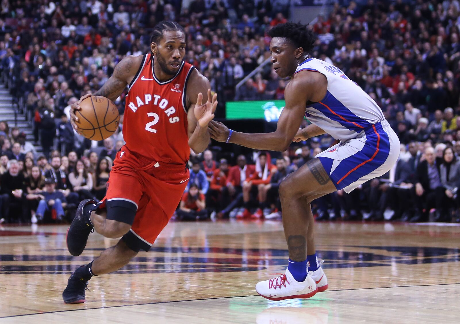 Will the Toronto Raptors have a spacing problem next season?