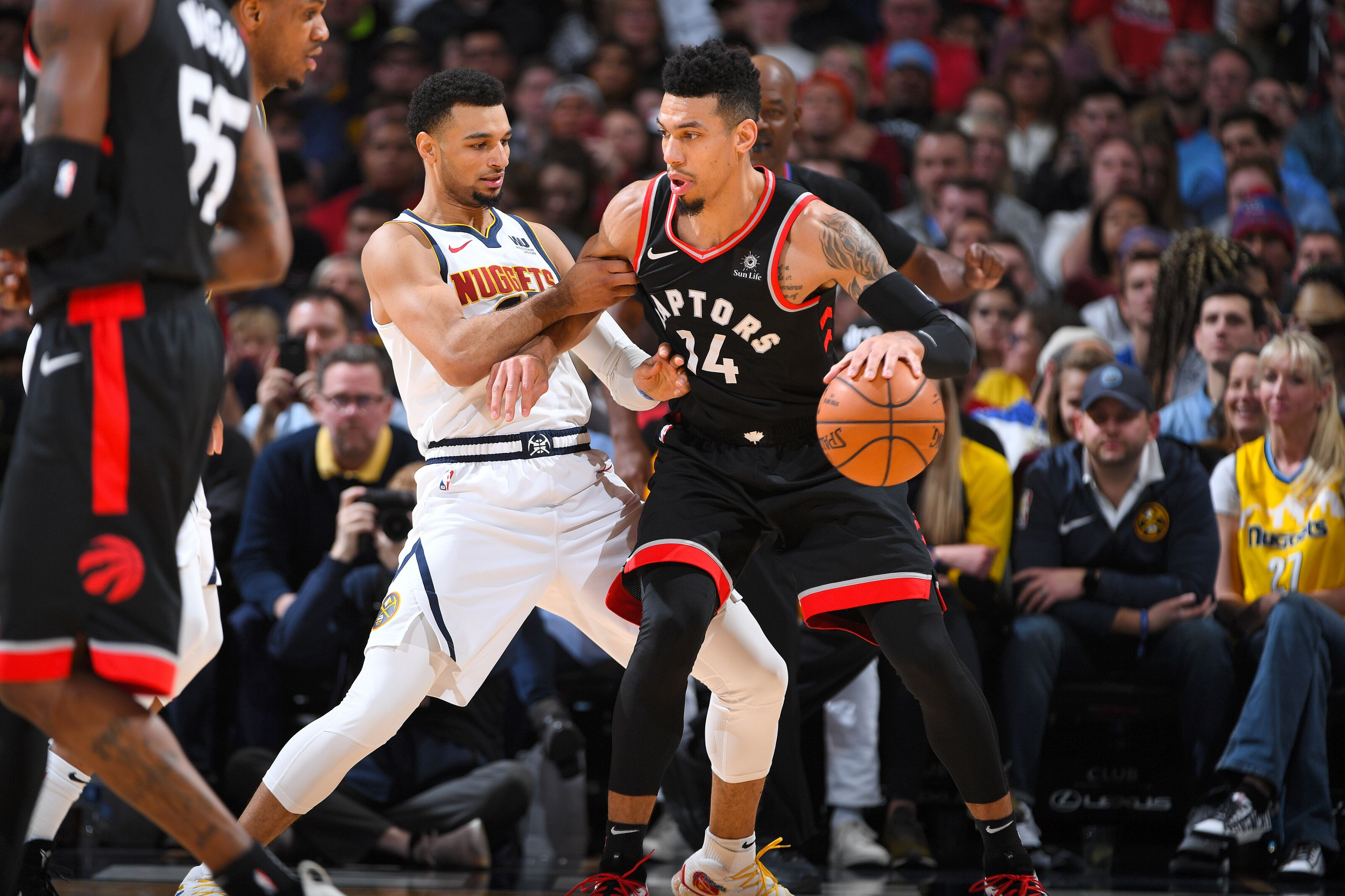 Toronto Raptors  Is Danny Green affordable next season  f4ae326e9