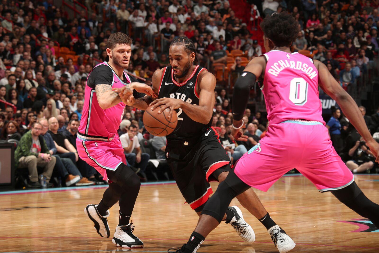 66d26e748ab Toronto Raptors: Player Grades from comeback W over Miami Heat - Page 3