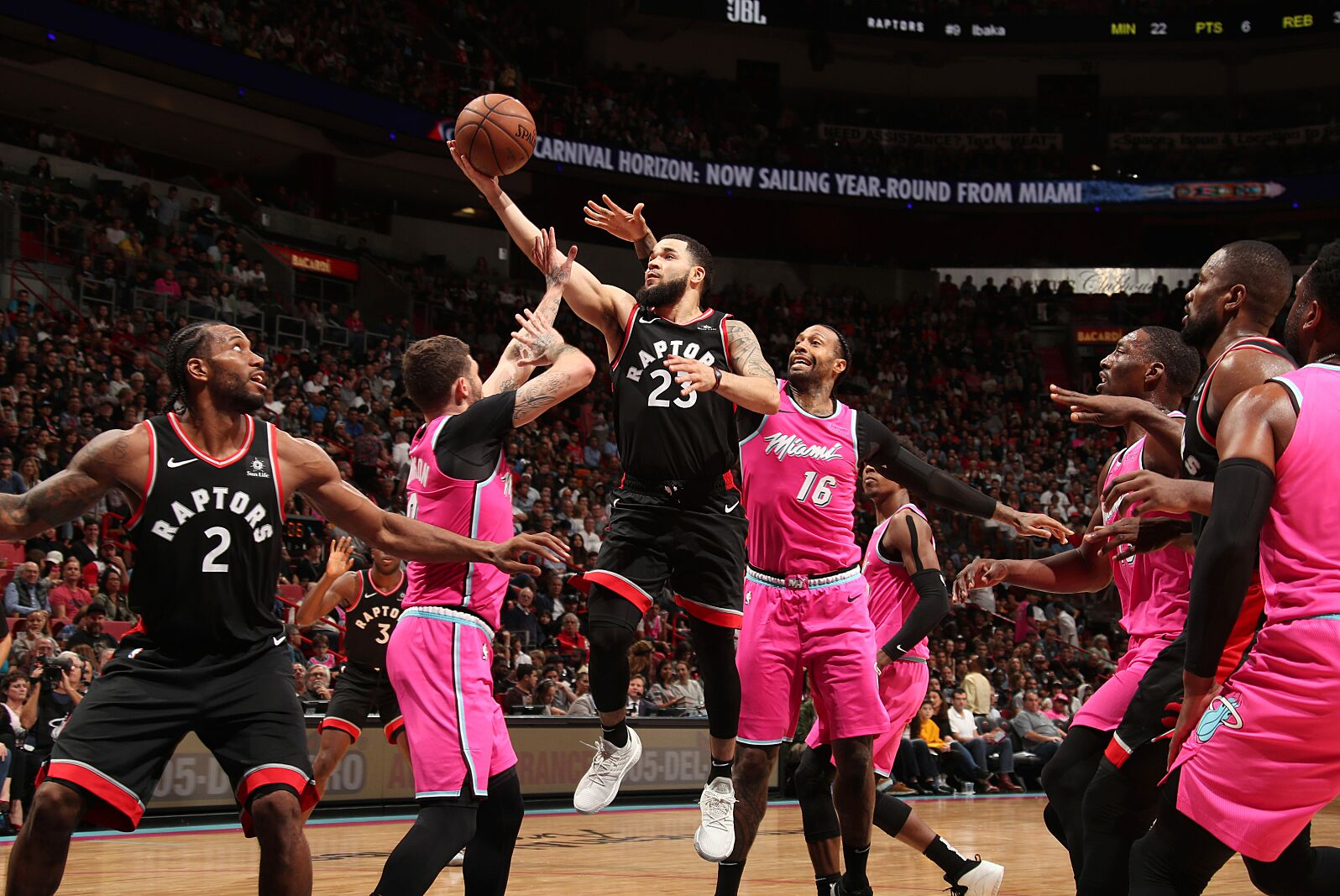 76b519098 Toronto Raptors  Player Grades from comeback W over Miami Heat