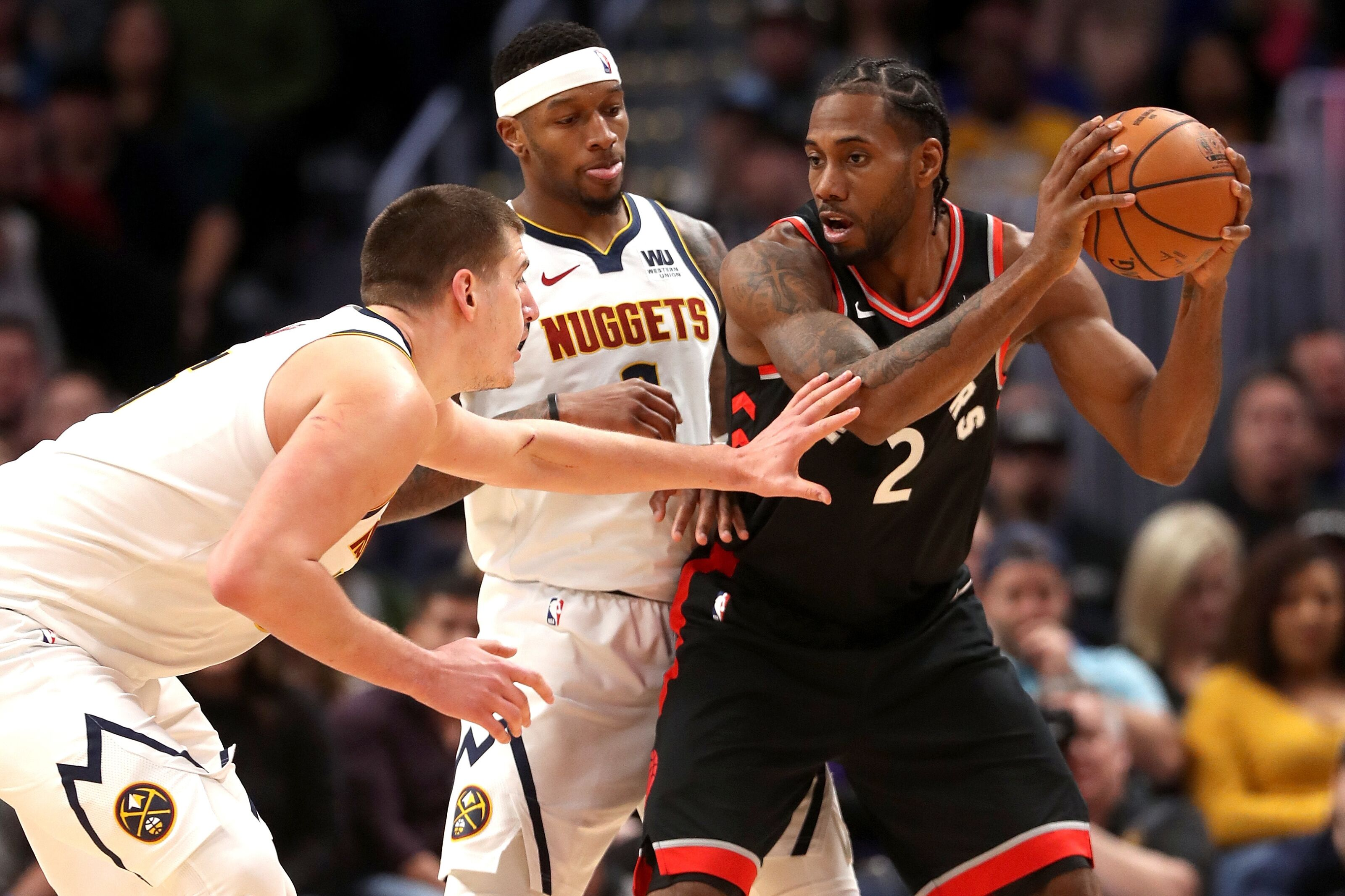 2b0a524f32d Toronto Raptors: Grades from shorthanded loss to Nuggets