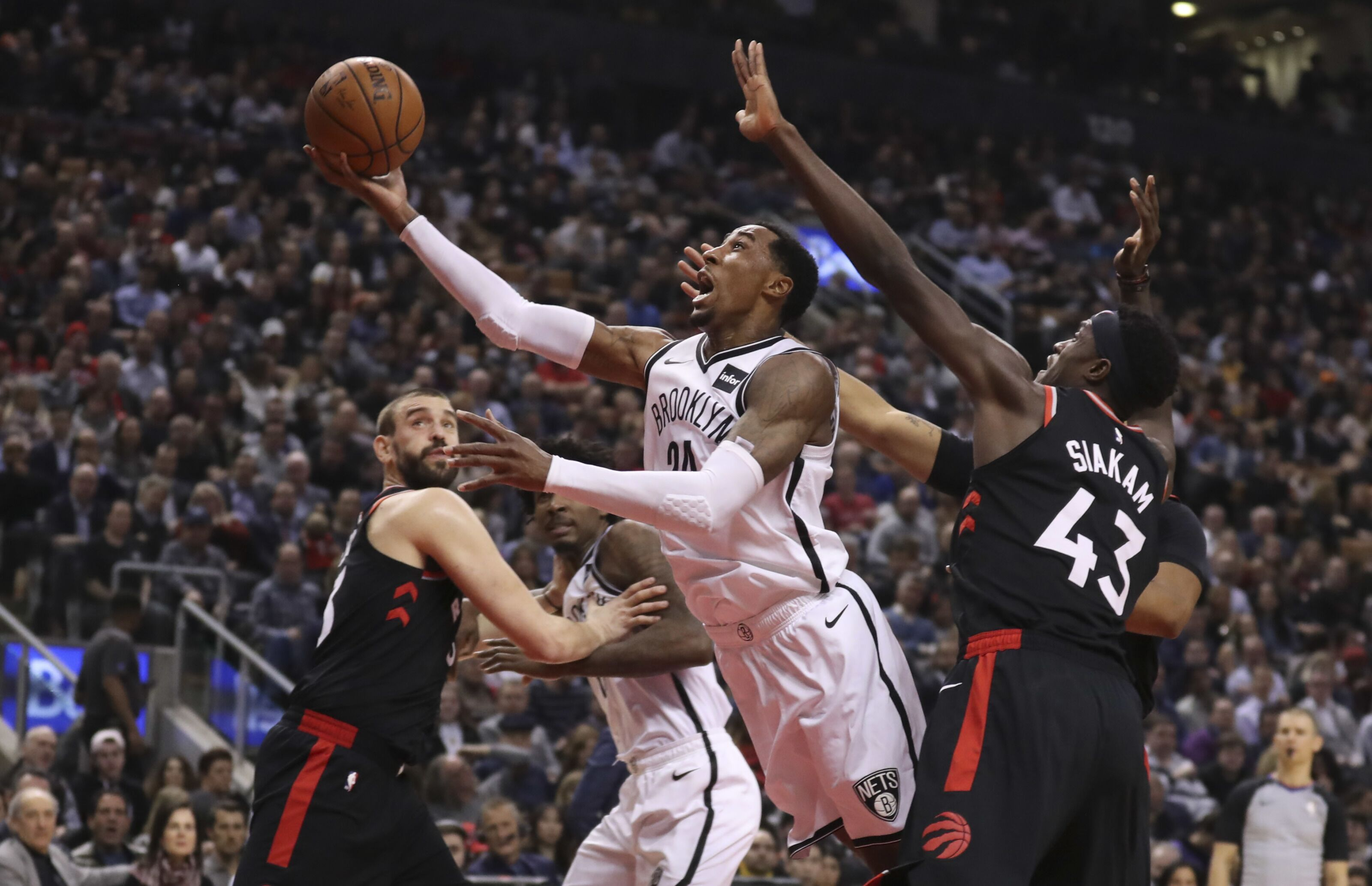 Toronto Raptors: What are the odds Rondae Hollis-Jefferson becomes a capable shooter?