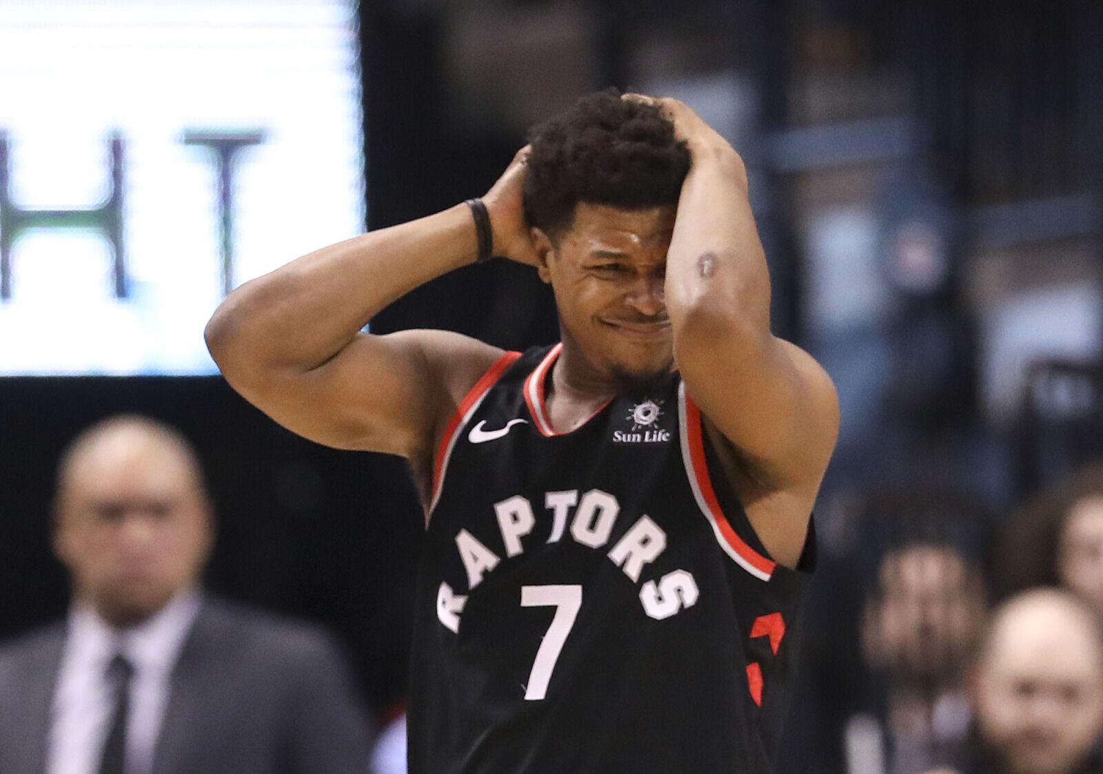 00e32163b Toronto Raptors  Kyle Lowry earns Player of the week