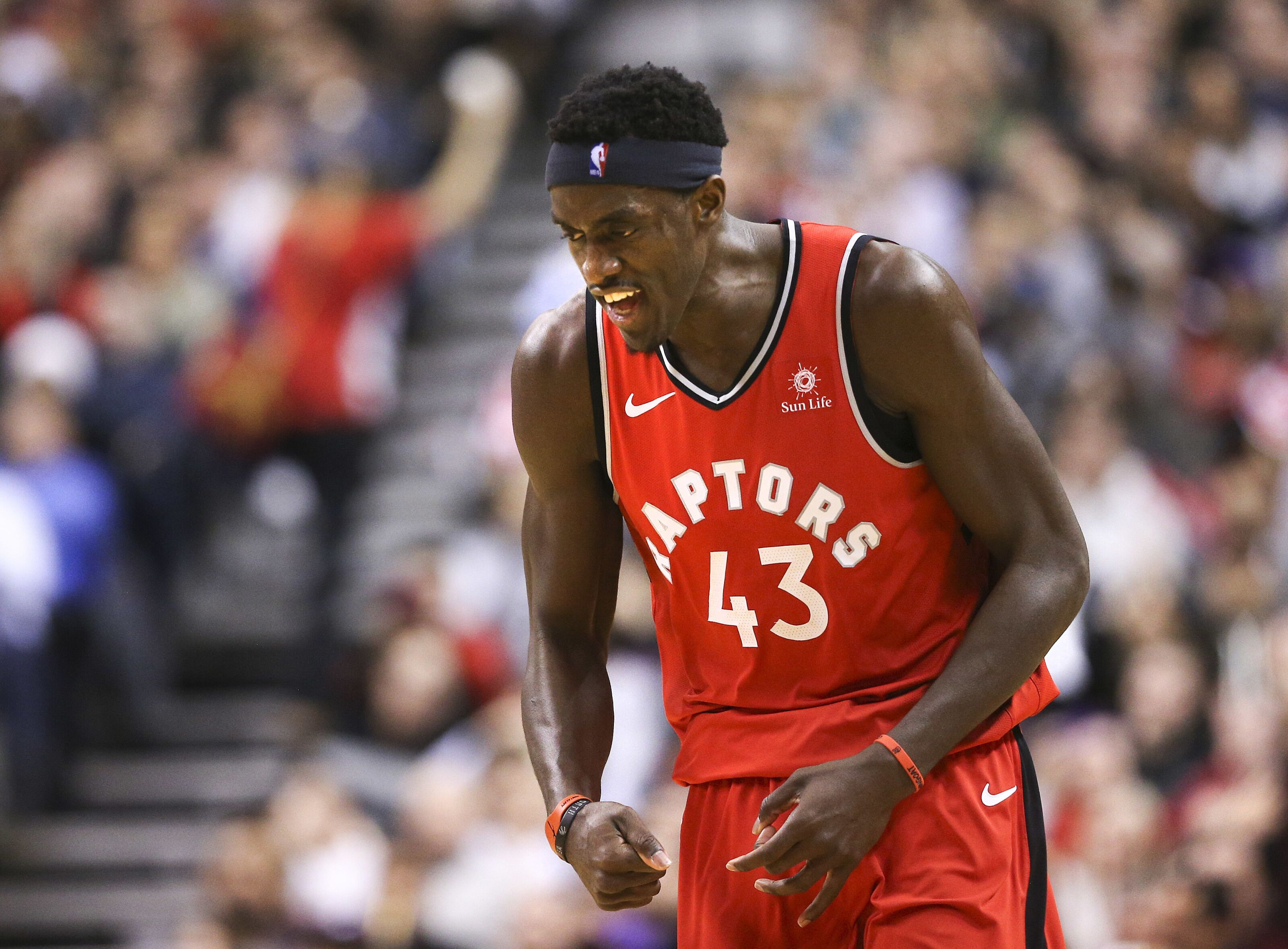 0b5ef4b30 Pascal Siakam s Breakout Year  The Year of Spicy P in Toronto