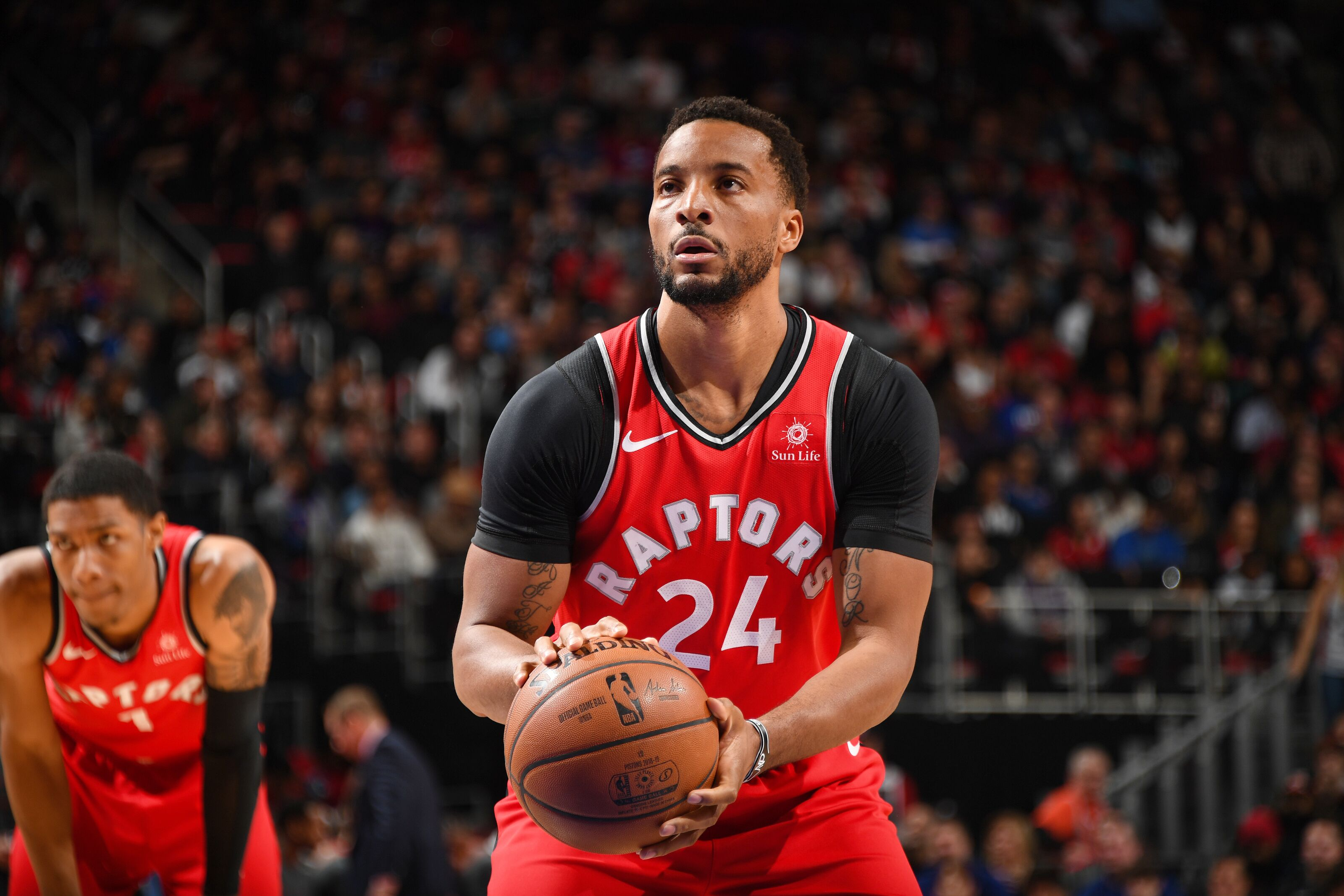 Toronto Raptors: Is Norman Powell best used as a starter?