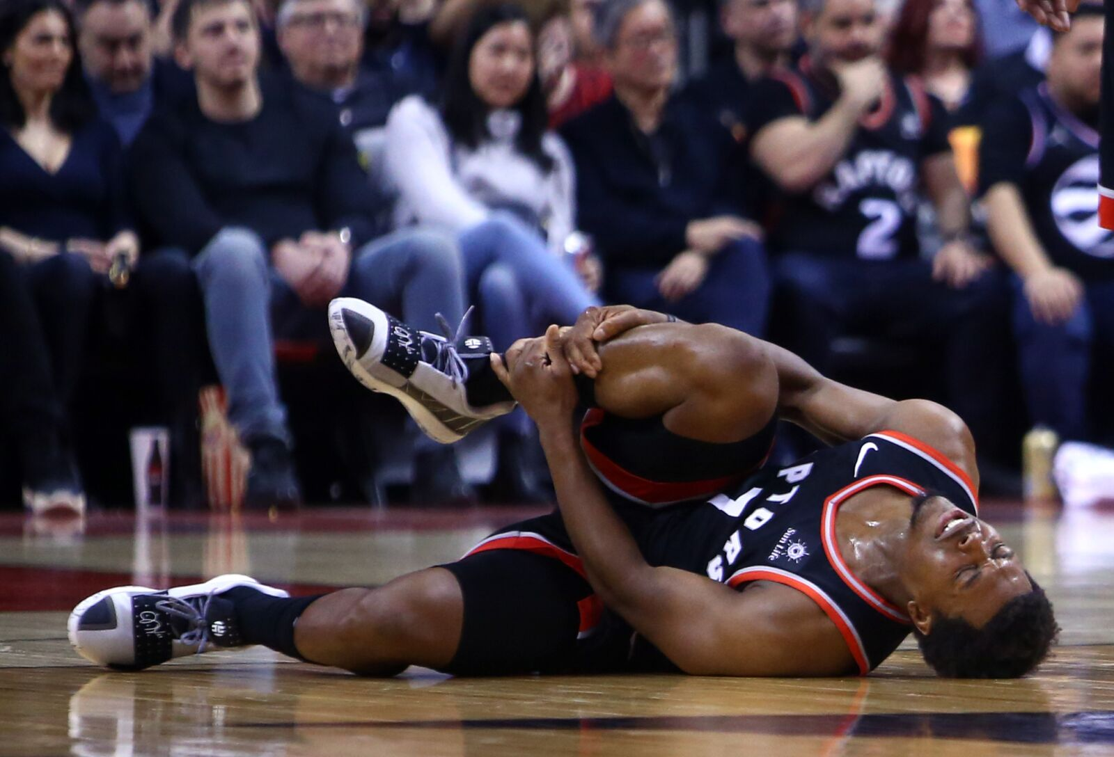 Toronto Raptors: No one is to blame for Kyle Lowry's injury