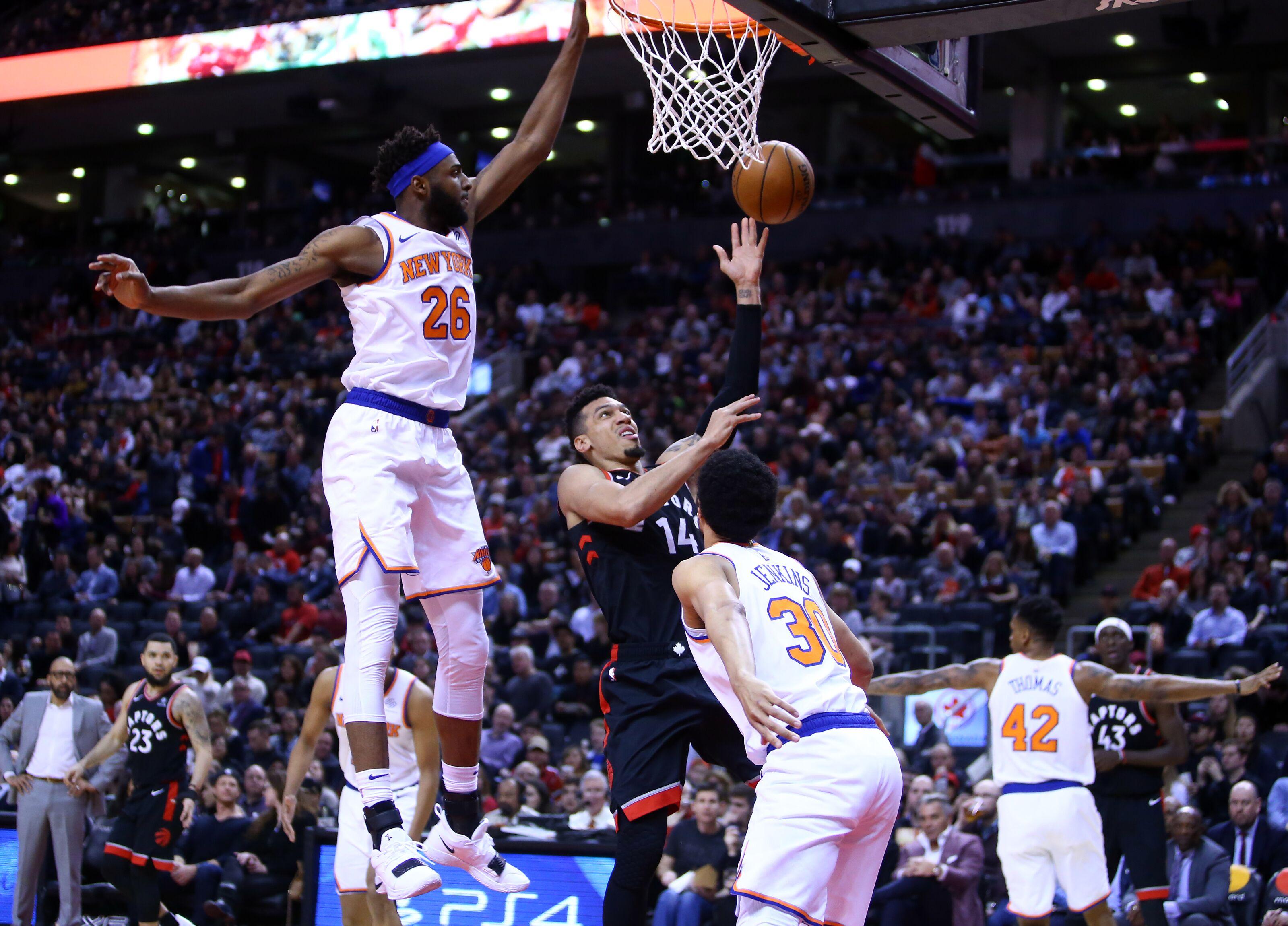 383614787b7e Three takeaways from Toronto Raptors blowout win vs Knicks