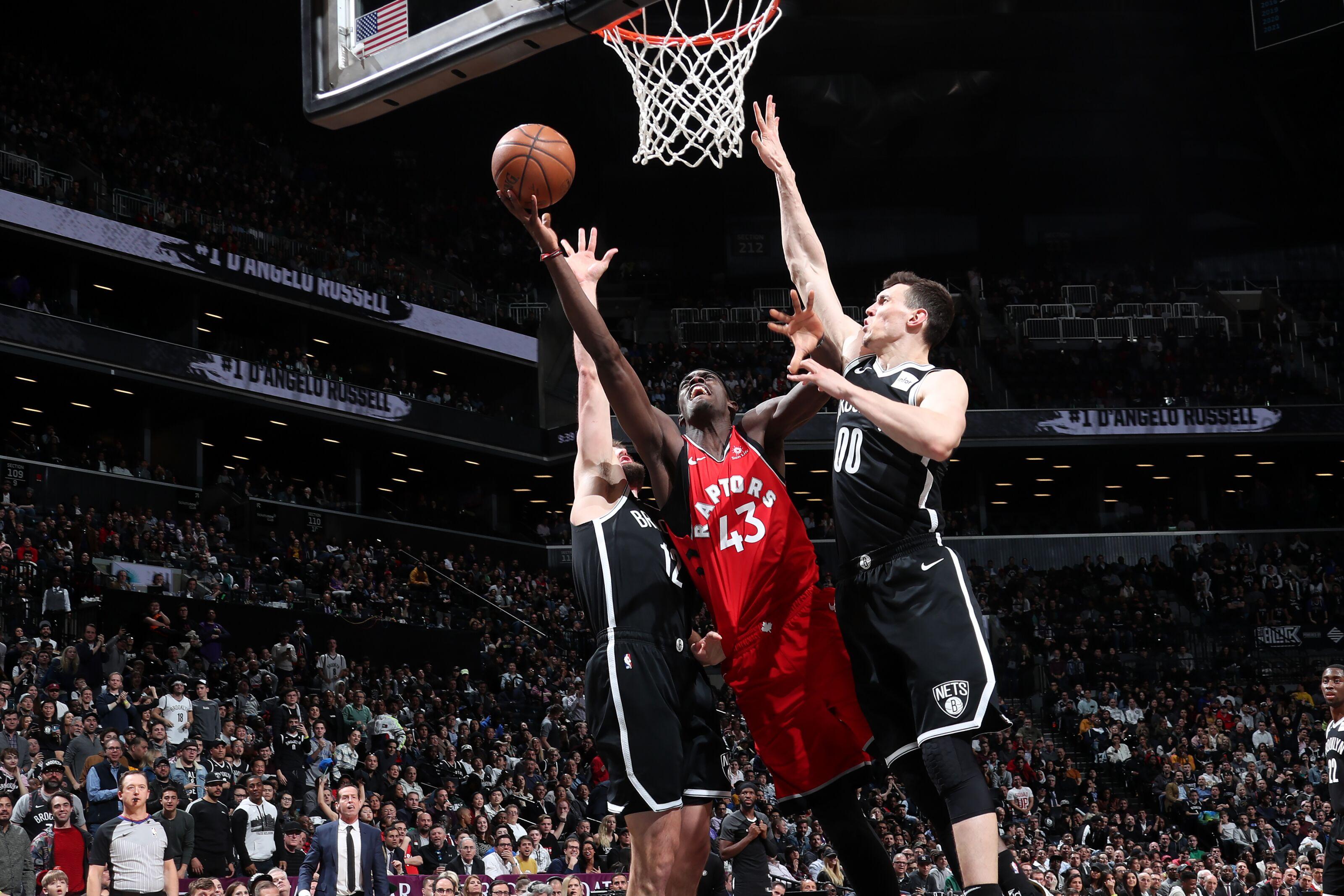 Nets Vs Raptors: Flipboard: Nets Suffer Tough Loss To Raptors, 115-105, In