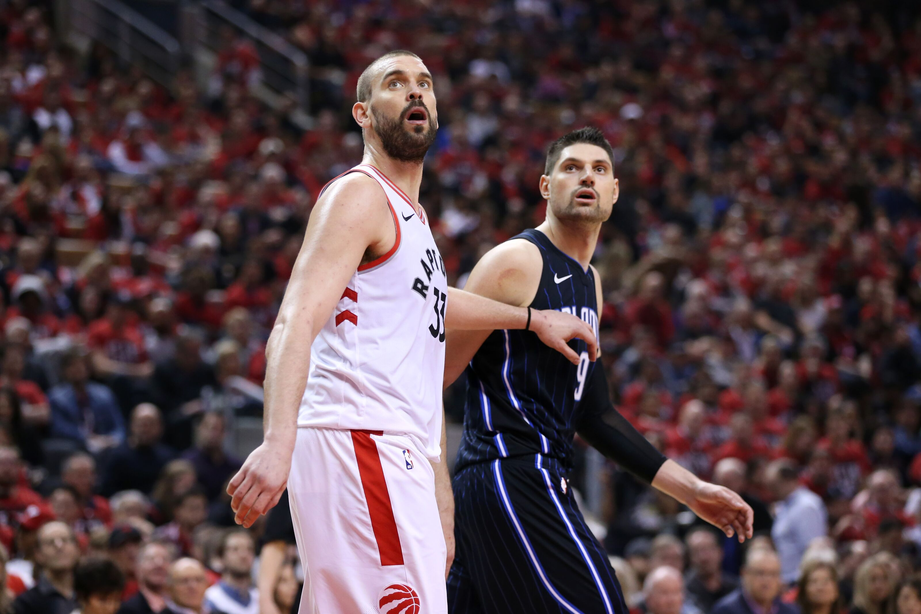 Toronto Raptors: Exposing Nikola Vucevic will result in continued success
