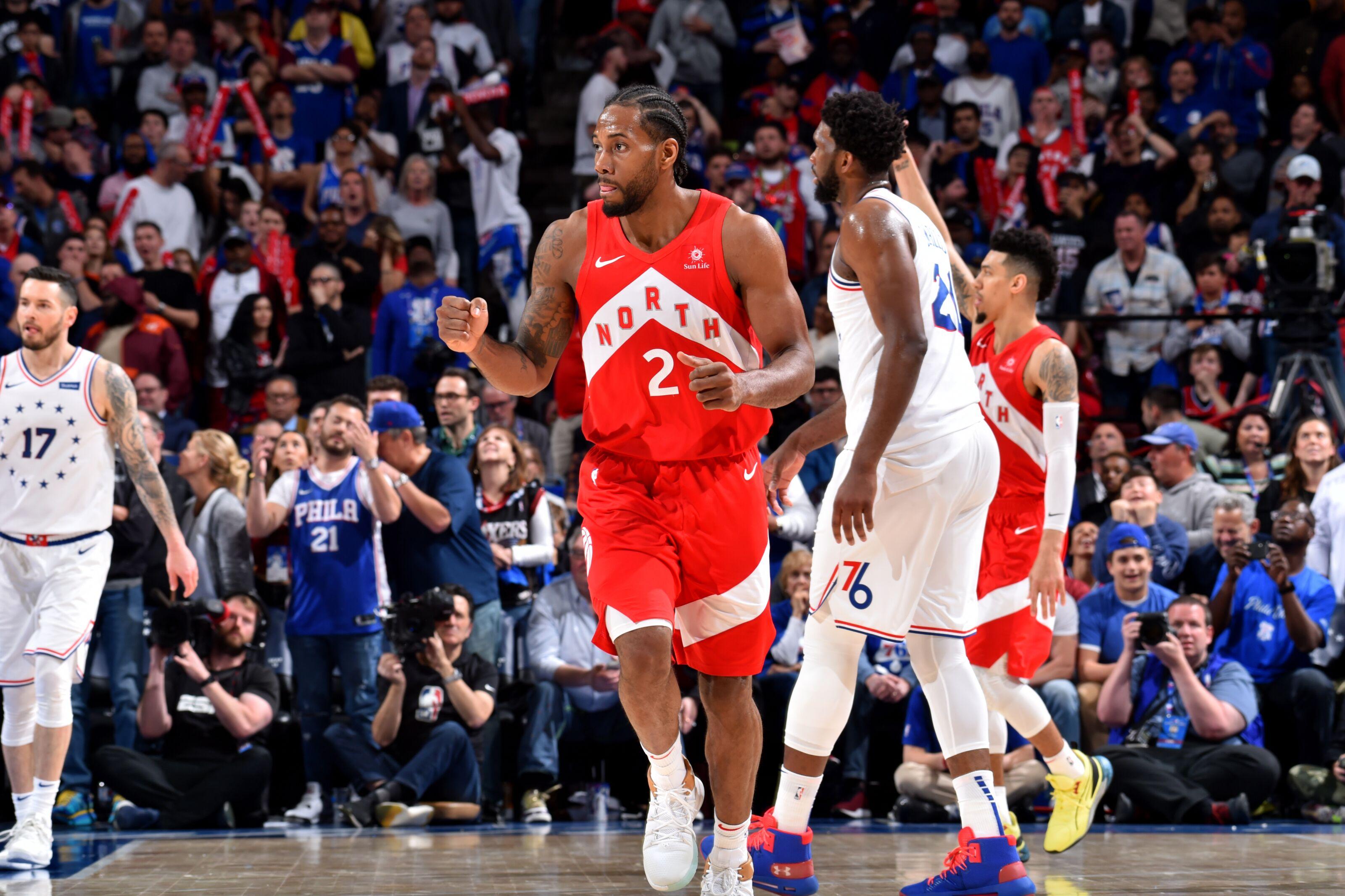 2b0a25d103e Three Takeaways from Toronto Raptors season-saving win vs 76ers