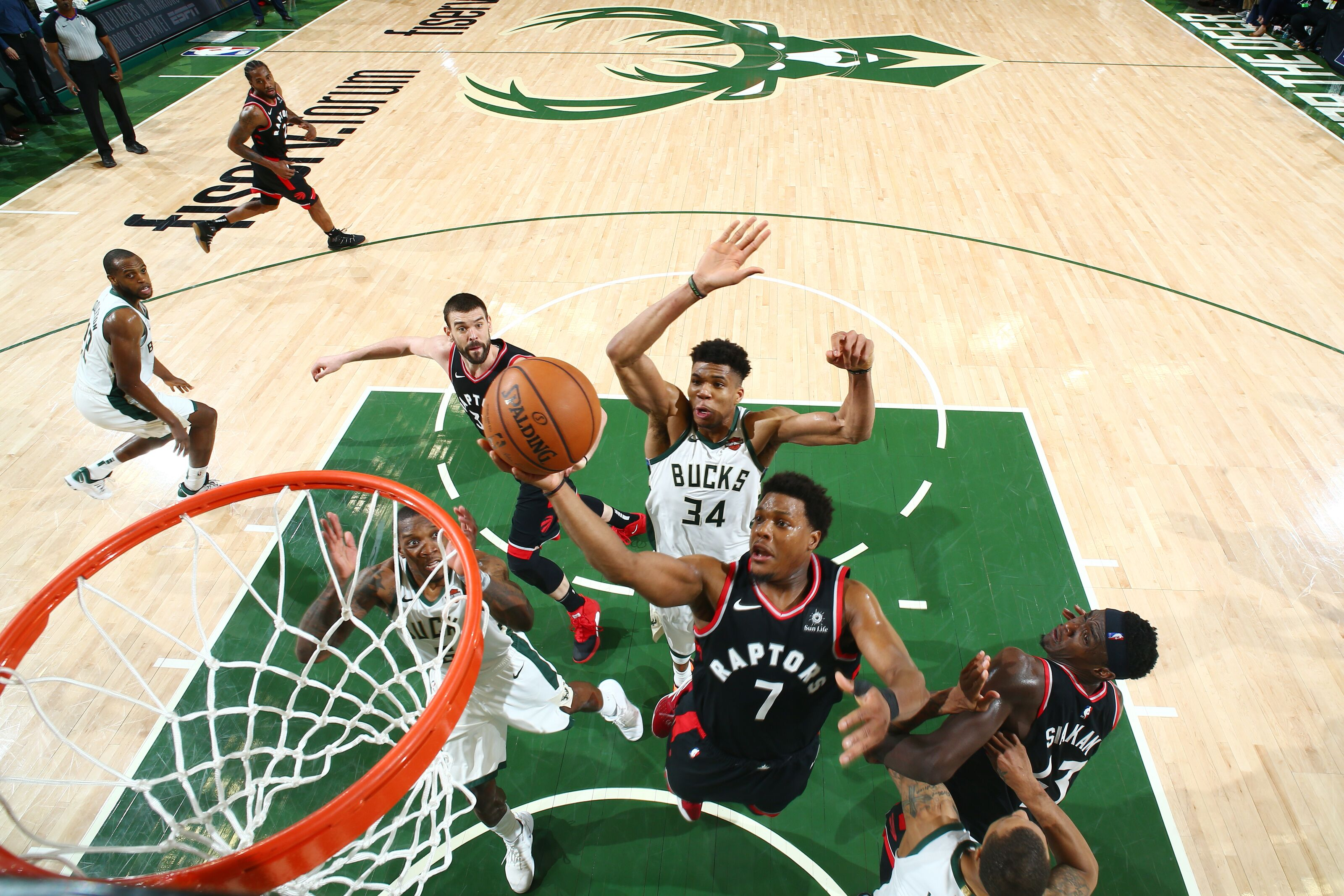 a3a49d89d796 Toronto Raptors  Will Game 1 end Kyle Lowry s offensive struggles