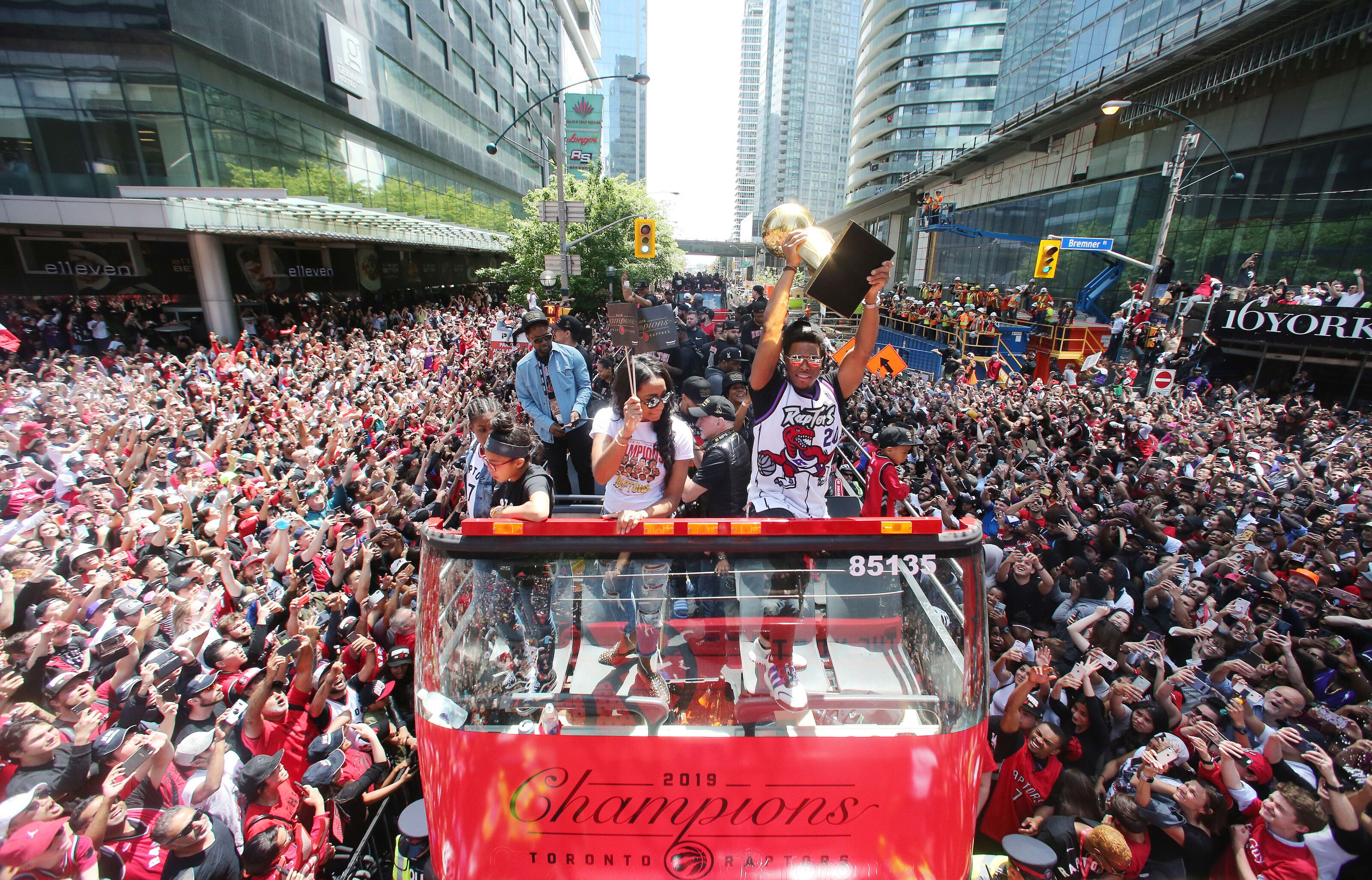 Toronto Raptors were a testament to fit over talent in title charge