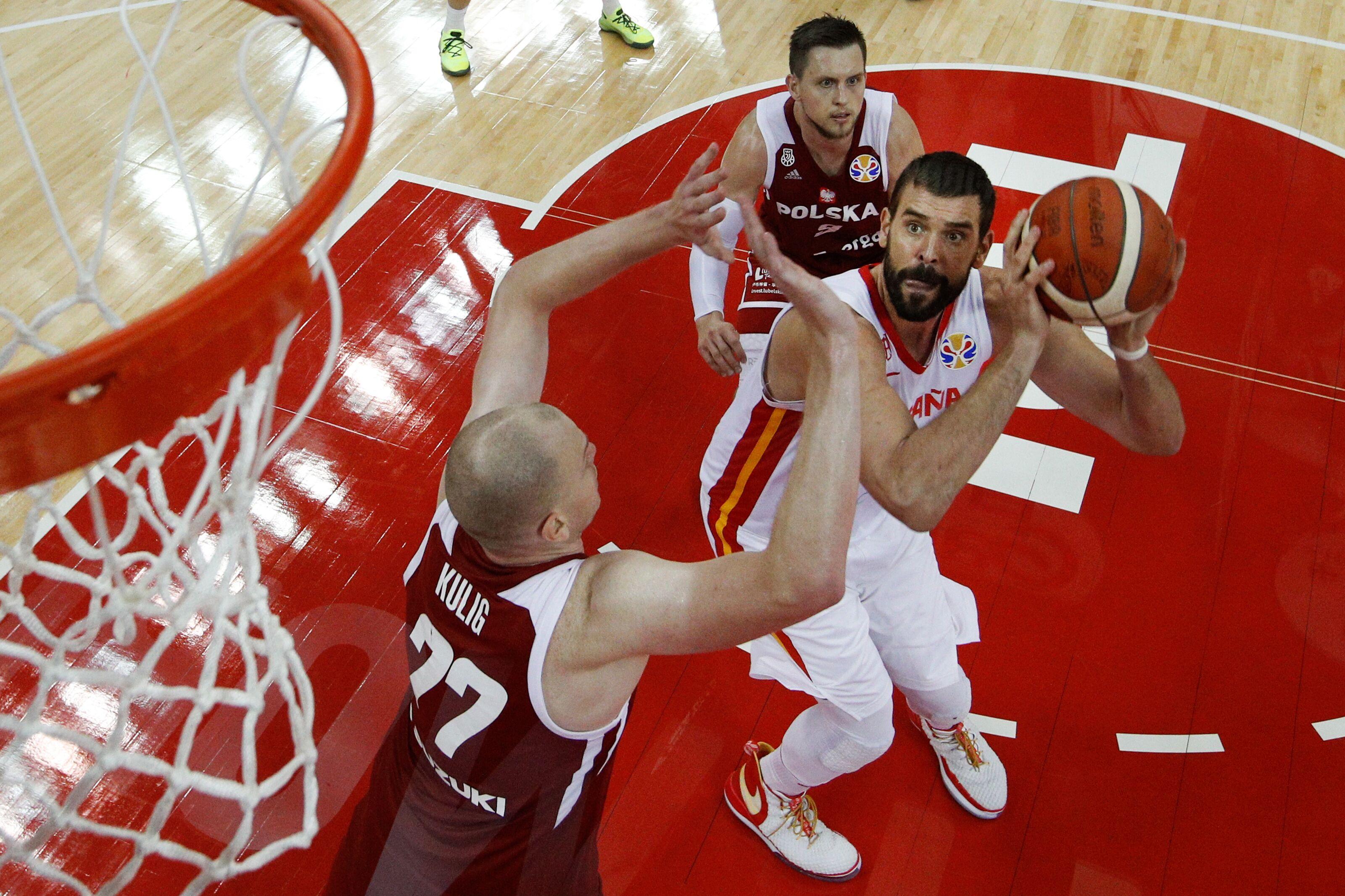 Toronto Raptors: Marc Gasol showcases different style in FIBA tournament