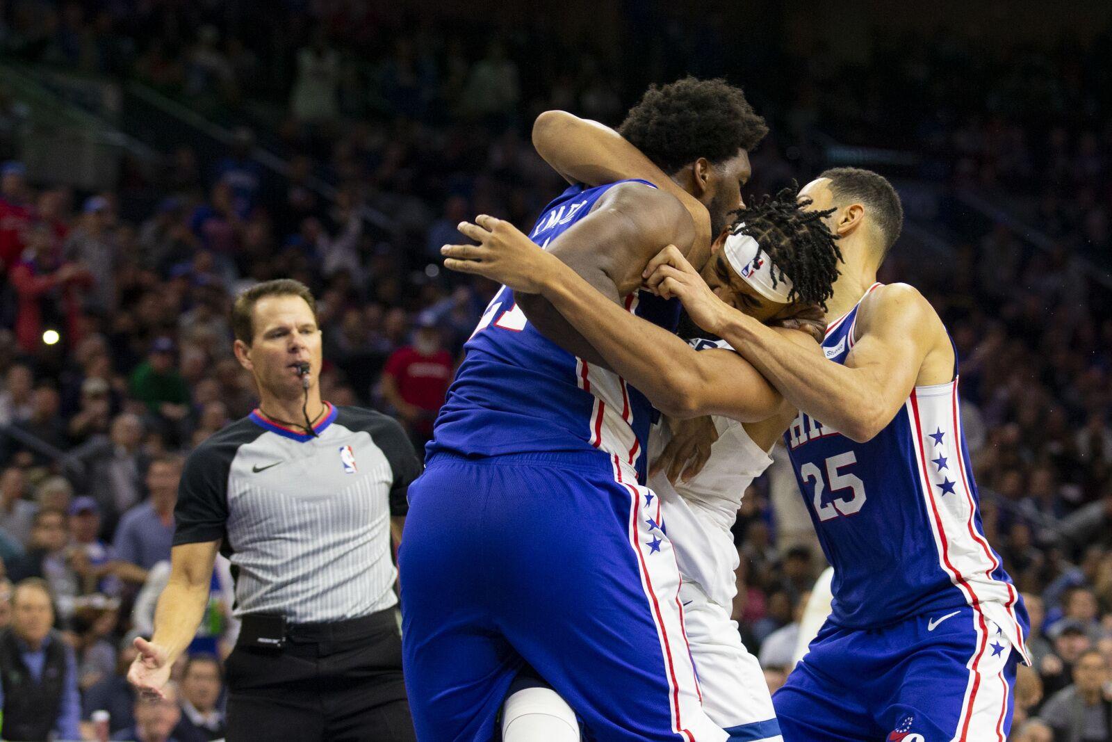 Toronto Raptors: Around the NBA, including Joel Embiid fight night
