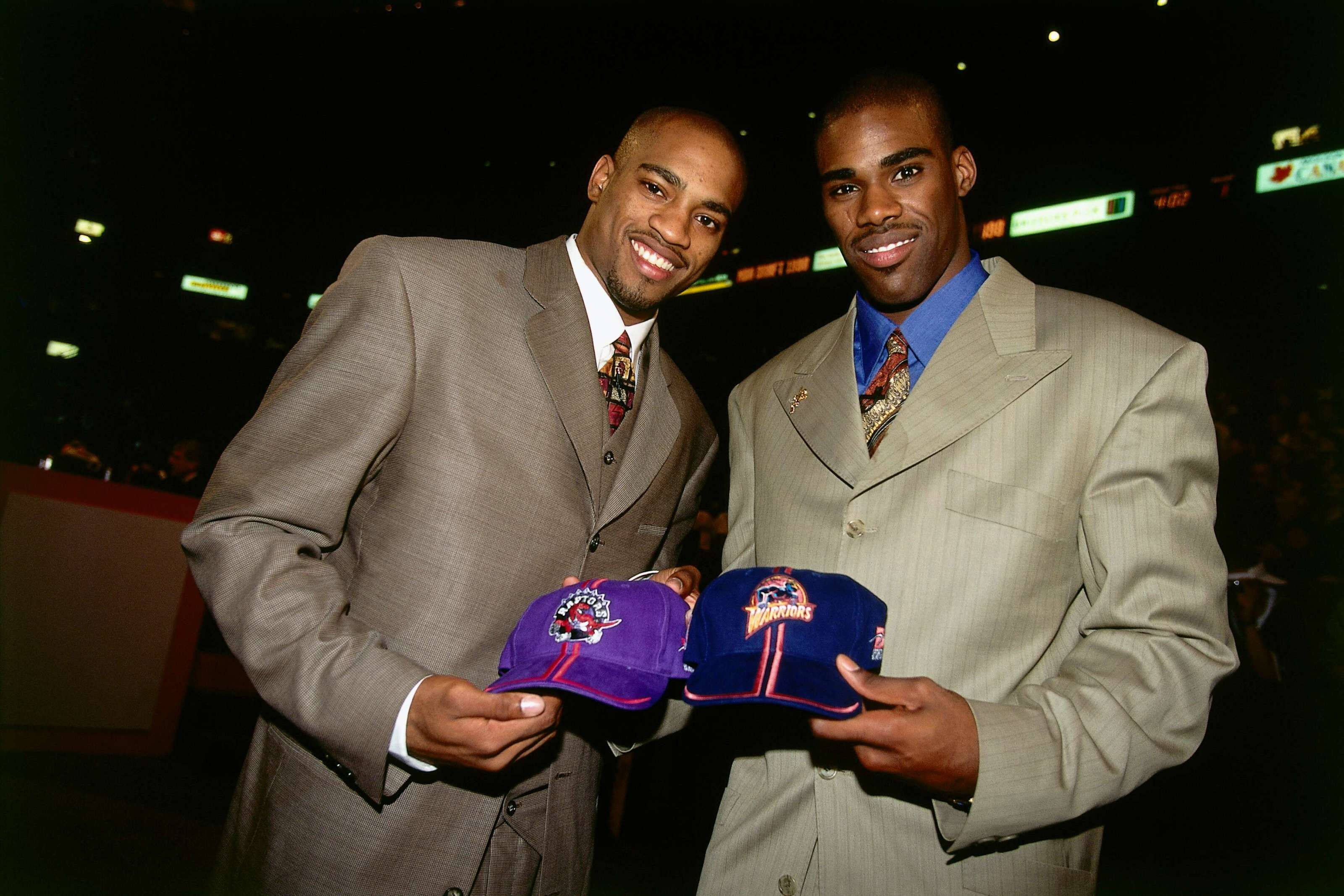 super popular a6975 1bae4 Toronto Raptors: 23 days of history - trading for Vince Carter