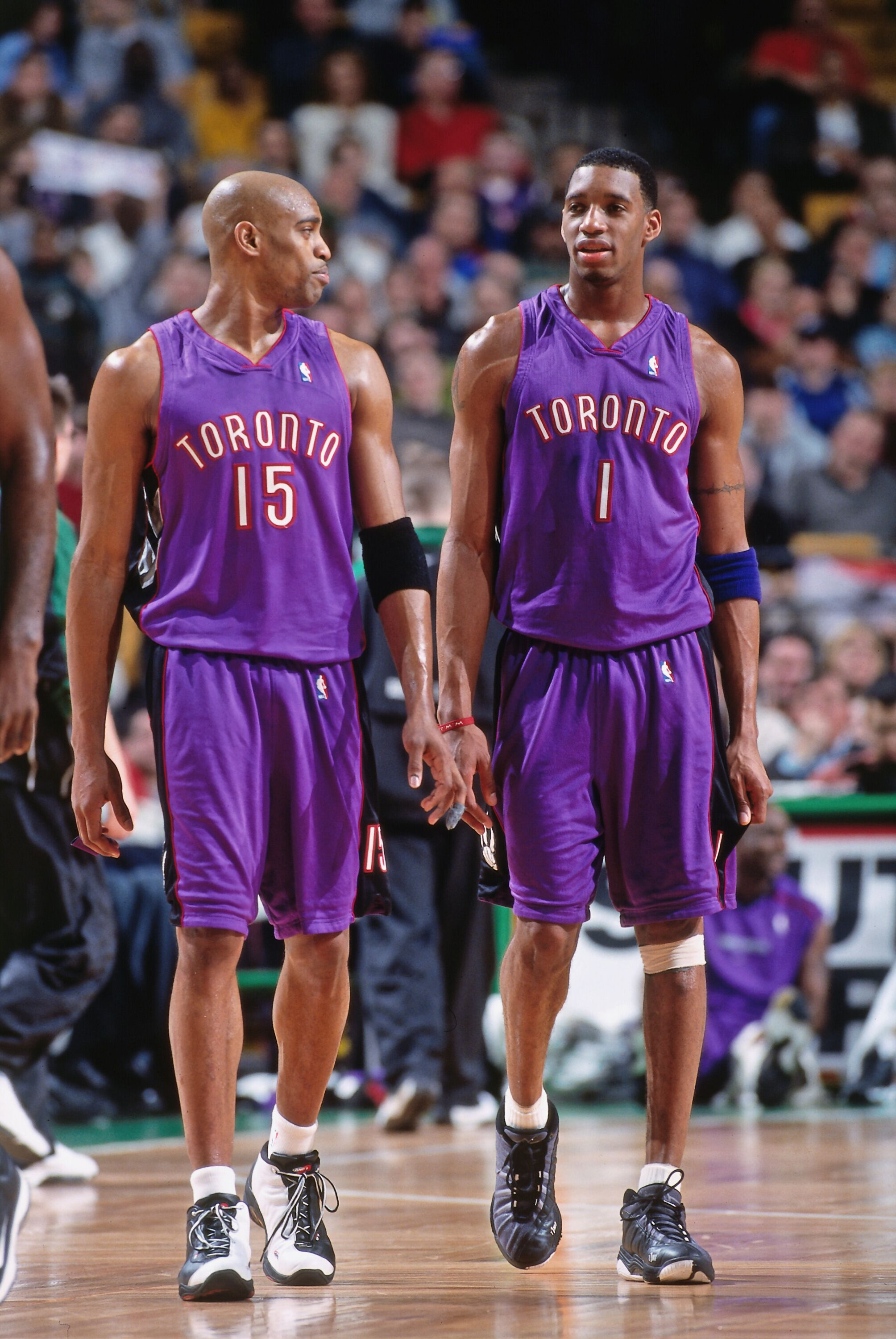 8b12a0bad5f When Carter and McGrady almost killed basketball in Toronto