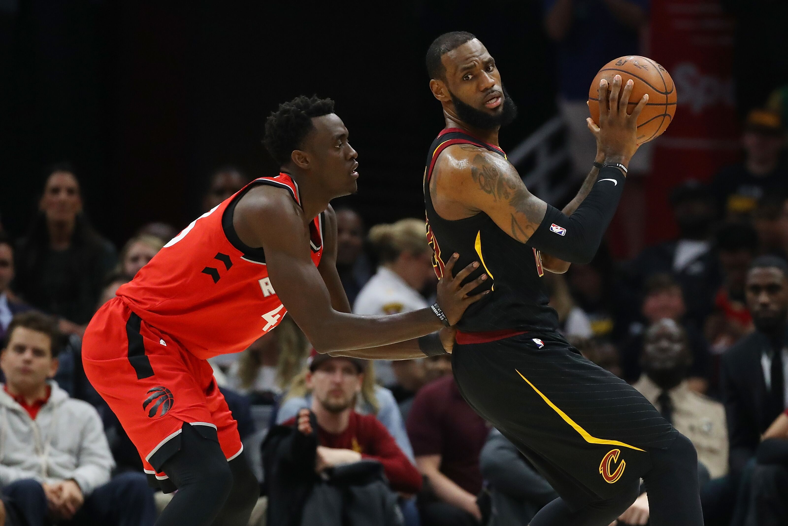 Toronto Raptors: Can Pascal Siakam live up to over sized expectations?