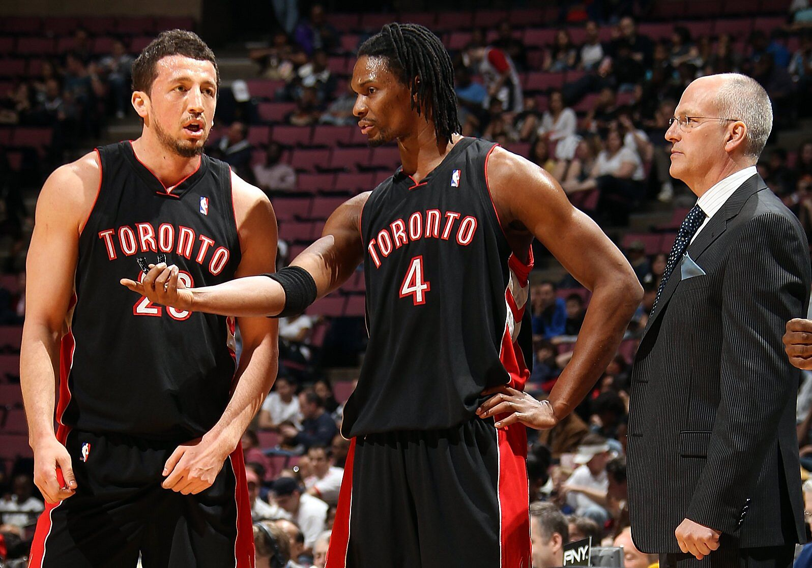 834333c35a2 Chris Bosh s five most important moments with the Toronto Raptors