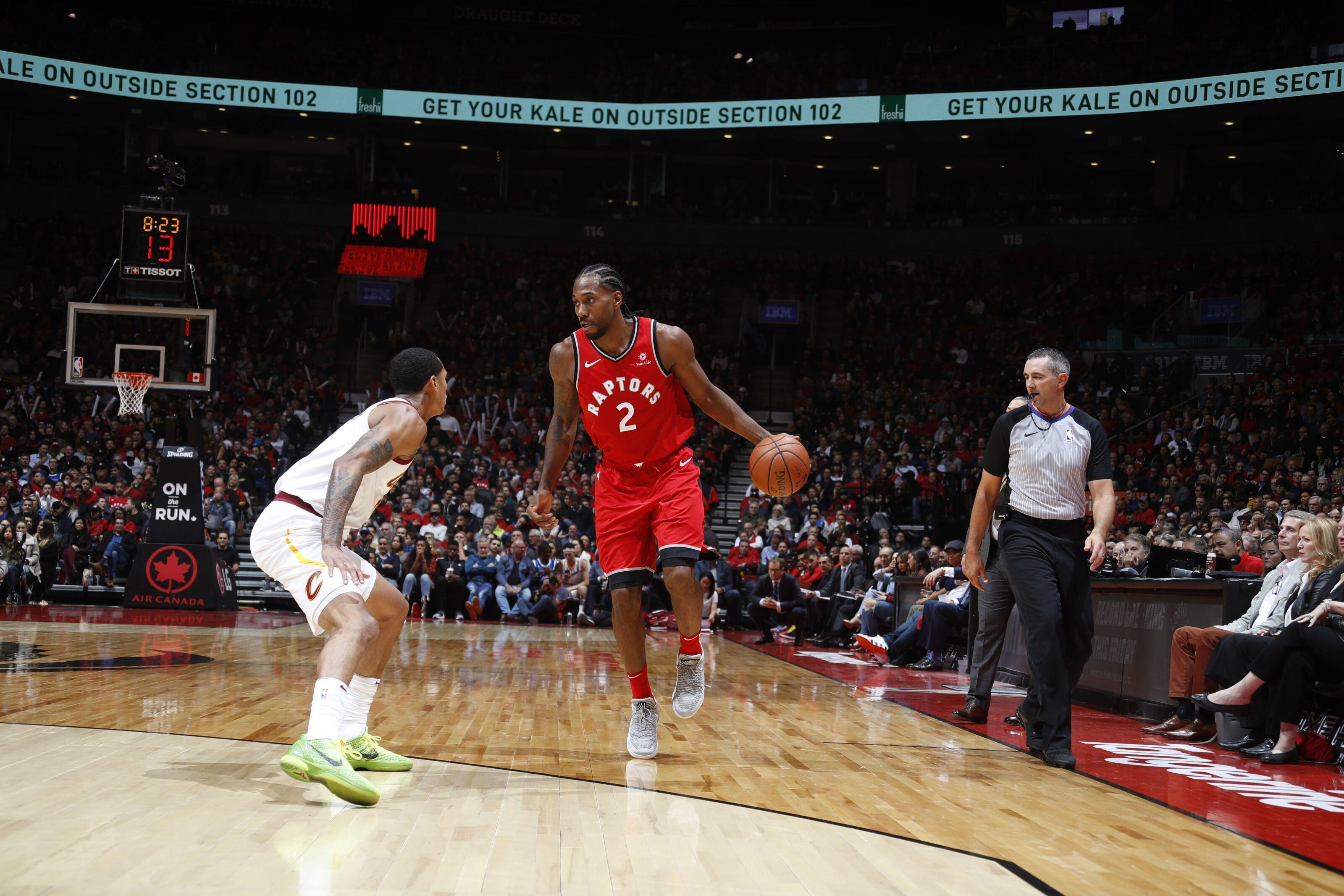 Toronto Raptors Roundup  Kawhi Leonard Playing at an MVP Level 4af2340aa
