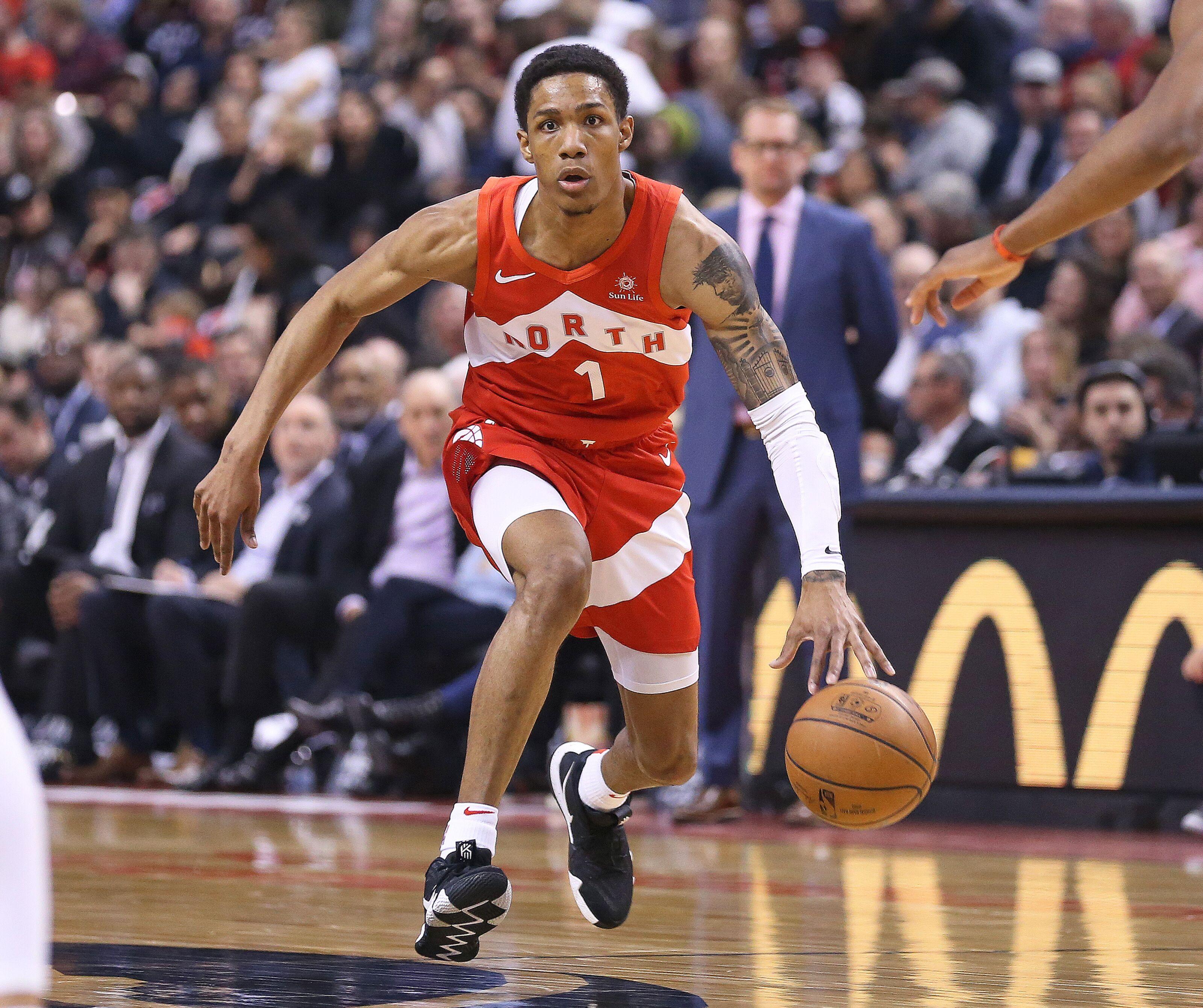 Patrick McCaw is the future of Toronto Raptors fan favorites