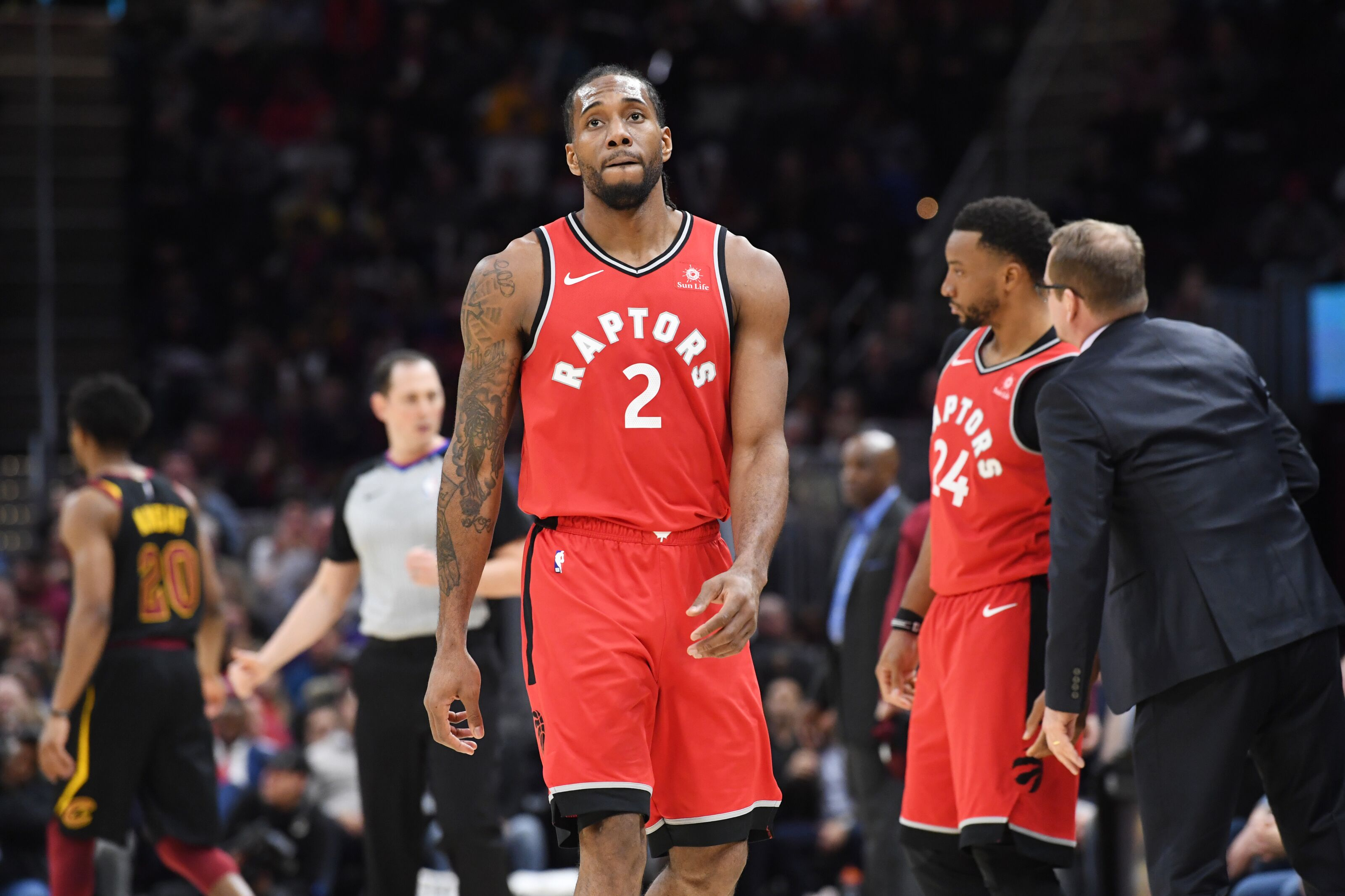 052c291cb Toronto Raptors  Kawhi Leonard is not an MVP candidate and that s okay