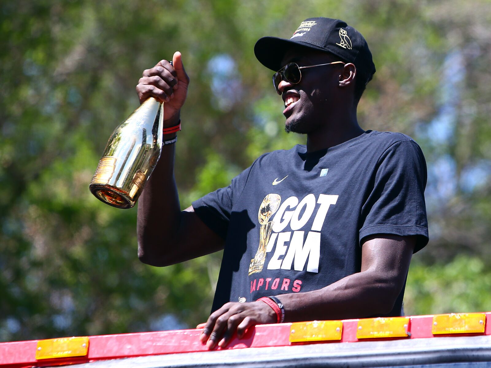 Toronto Raptors secure future with Pascal Siakam extension