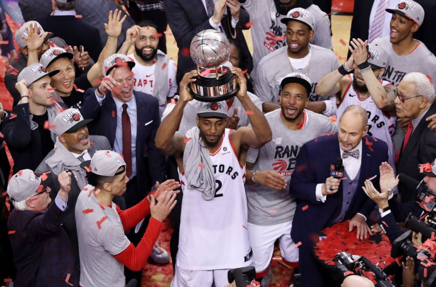 Grades from the Toronto Raptors series clinching victory in Game 6