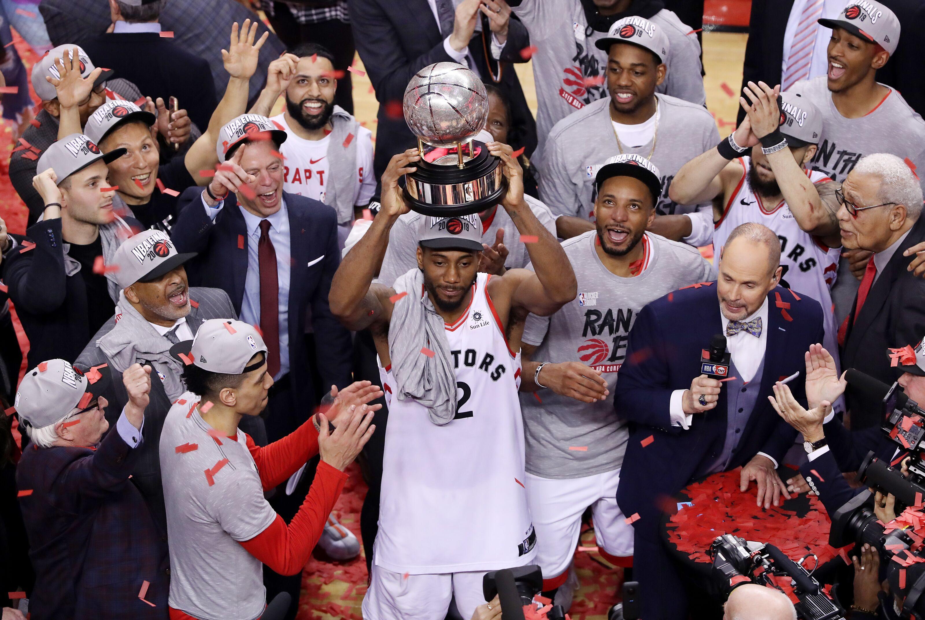 best service f2698 fa62f Toronto Raptors: Kawhi Leonard's playoff run is one of the ...