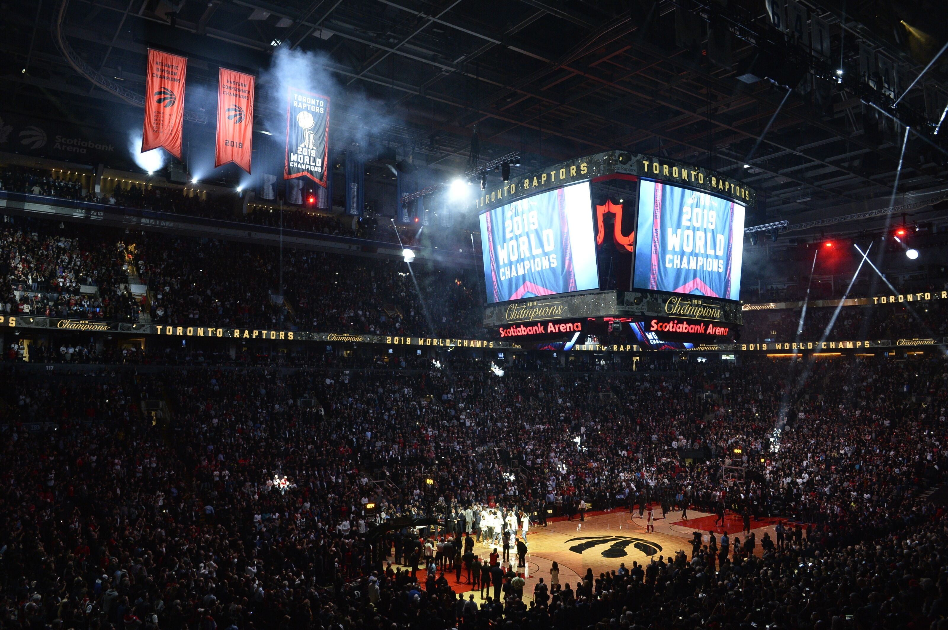 Toronto Raptors: New City Edition uniform surfaces online