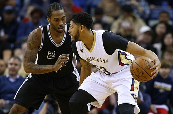 80b651a38a0 Toronto Raptors: Would Anthony Davis consider signing with the Raptors?