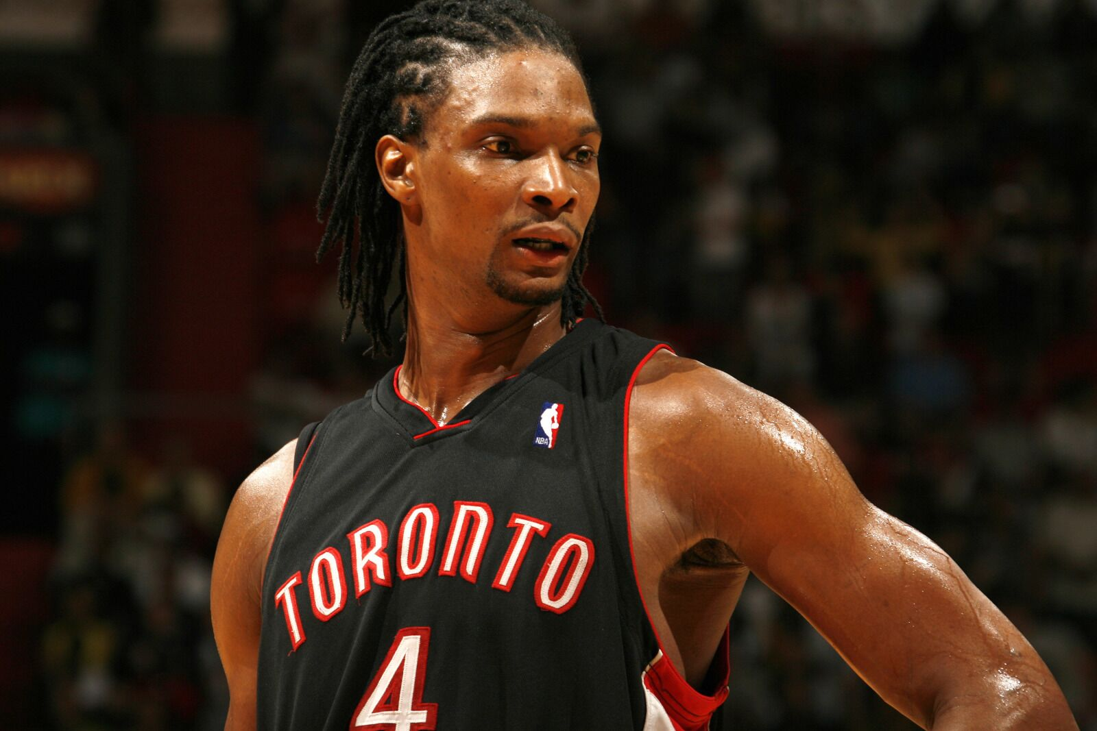 Chris Bosh will have to wait to have his jersey retired by Toronto Raptors