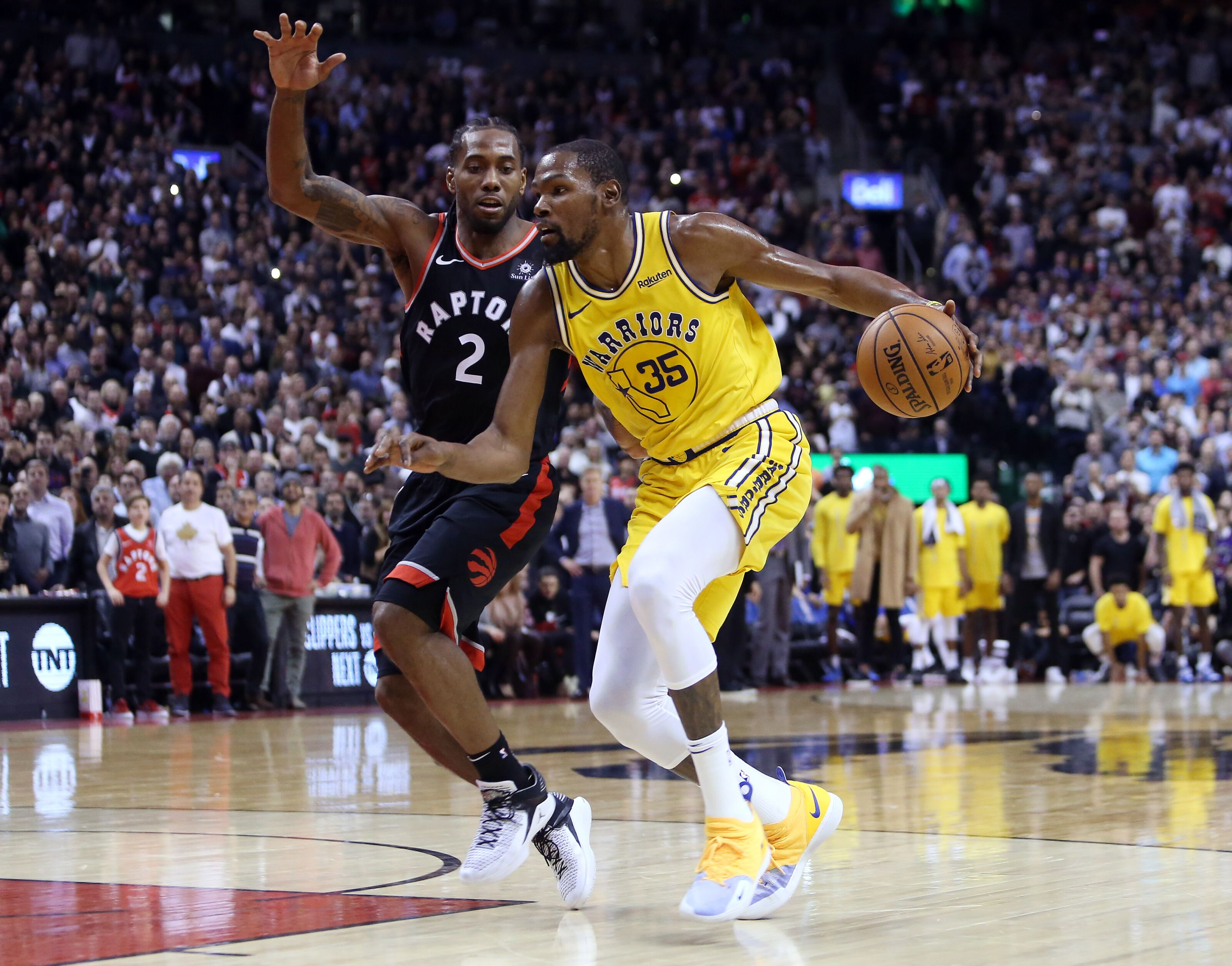 Should Toronto Raptors worry about the Clippers pursuit of Kawhi Leonard?