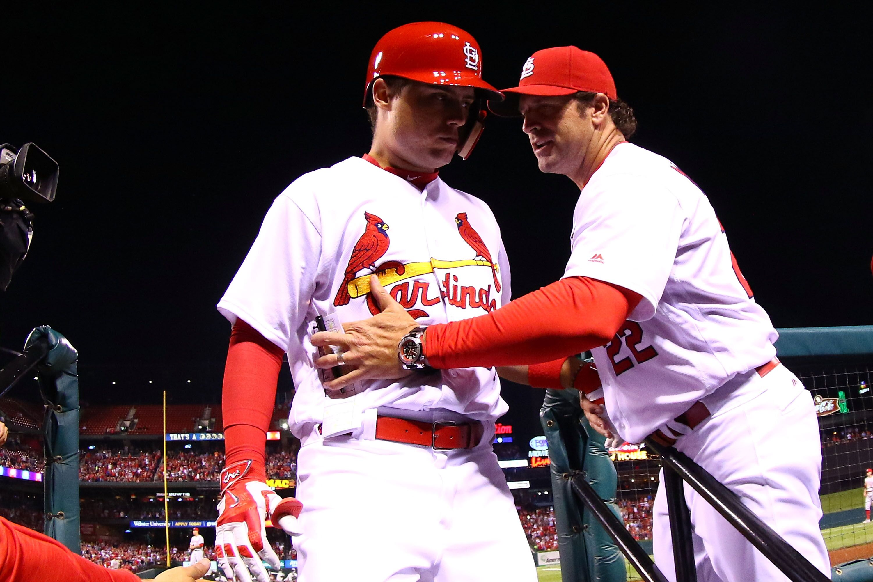 mike matheny letter st louis cardinals an open letter to mike matheny 23657