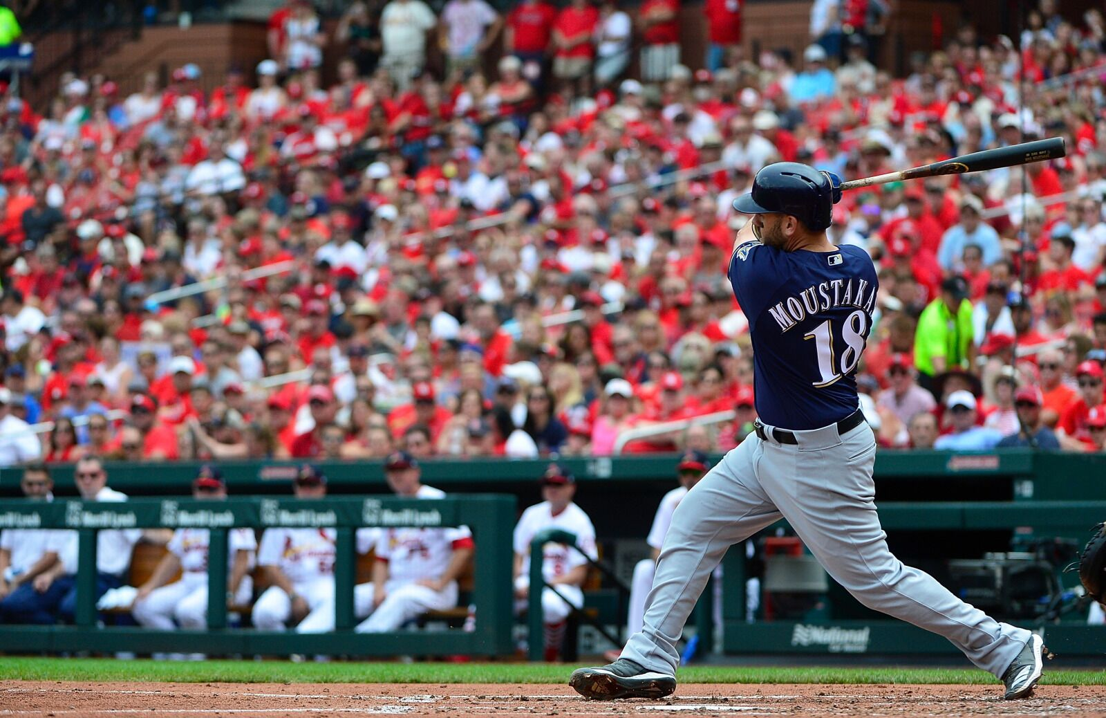 St. Louis Cardinals: Could Mike Moustakas be in the cards?