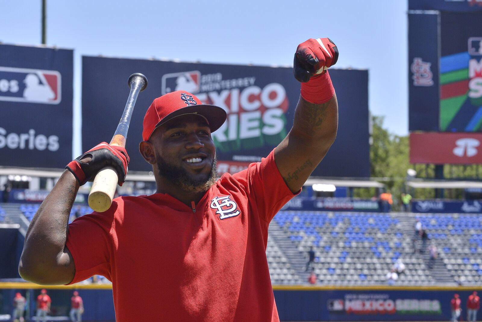 St. Louis Cardinals: Marcell Ozuna is making us all eat crow