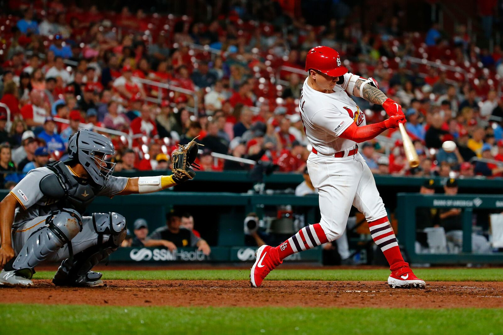 St. Louis Cardinals: Is Tyler O'Neill slugging his way into a trade?