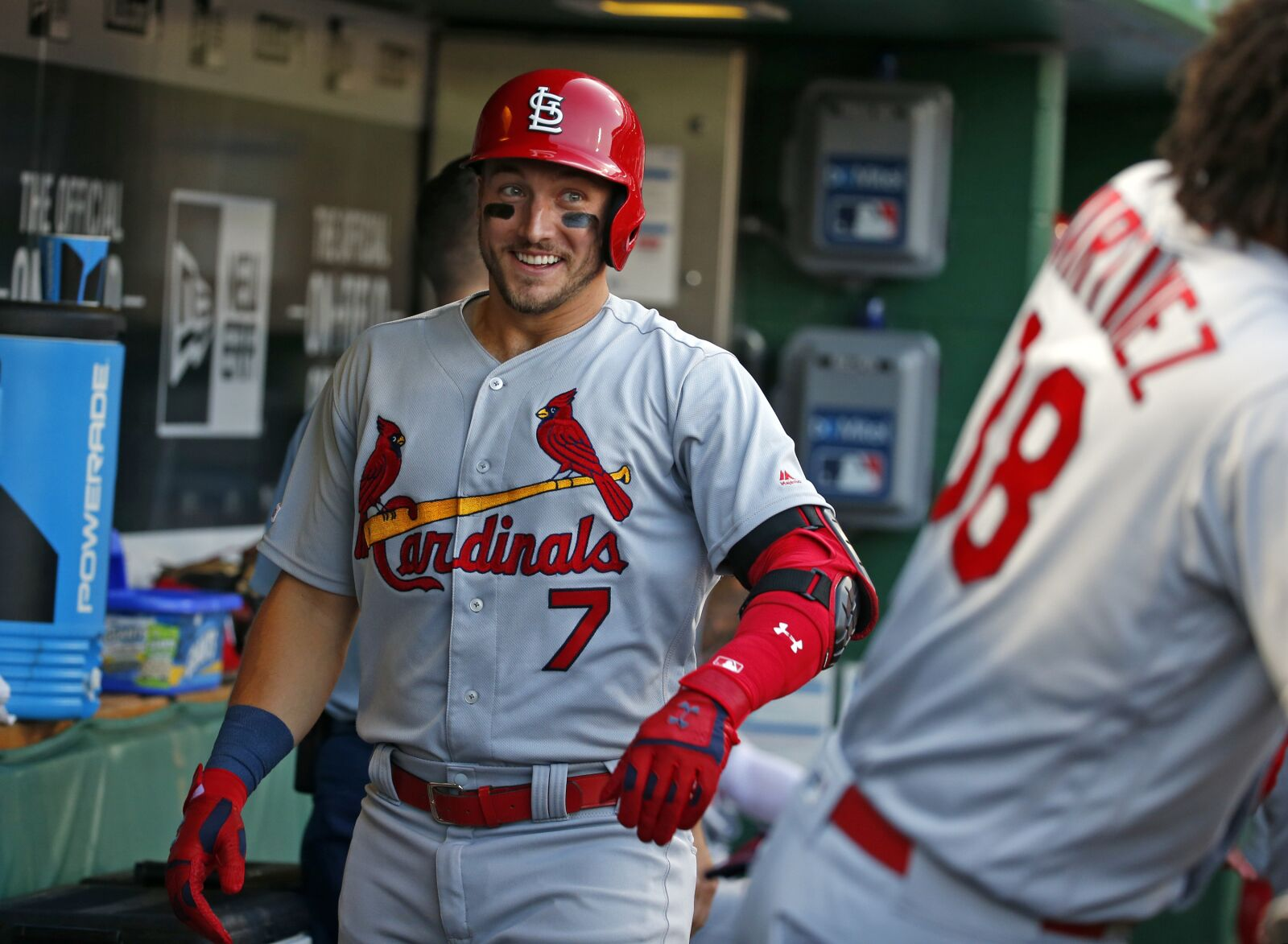 St. Louis Cardinals: Andrew Knizner needs more playing time