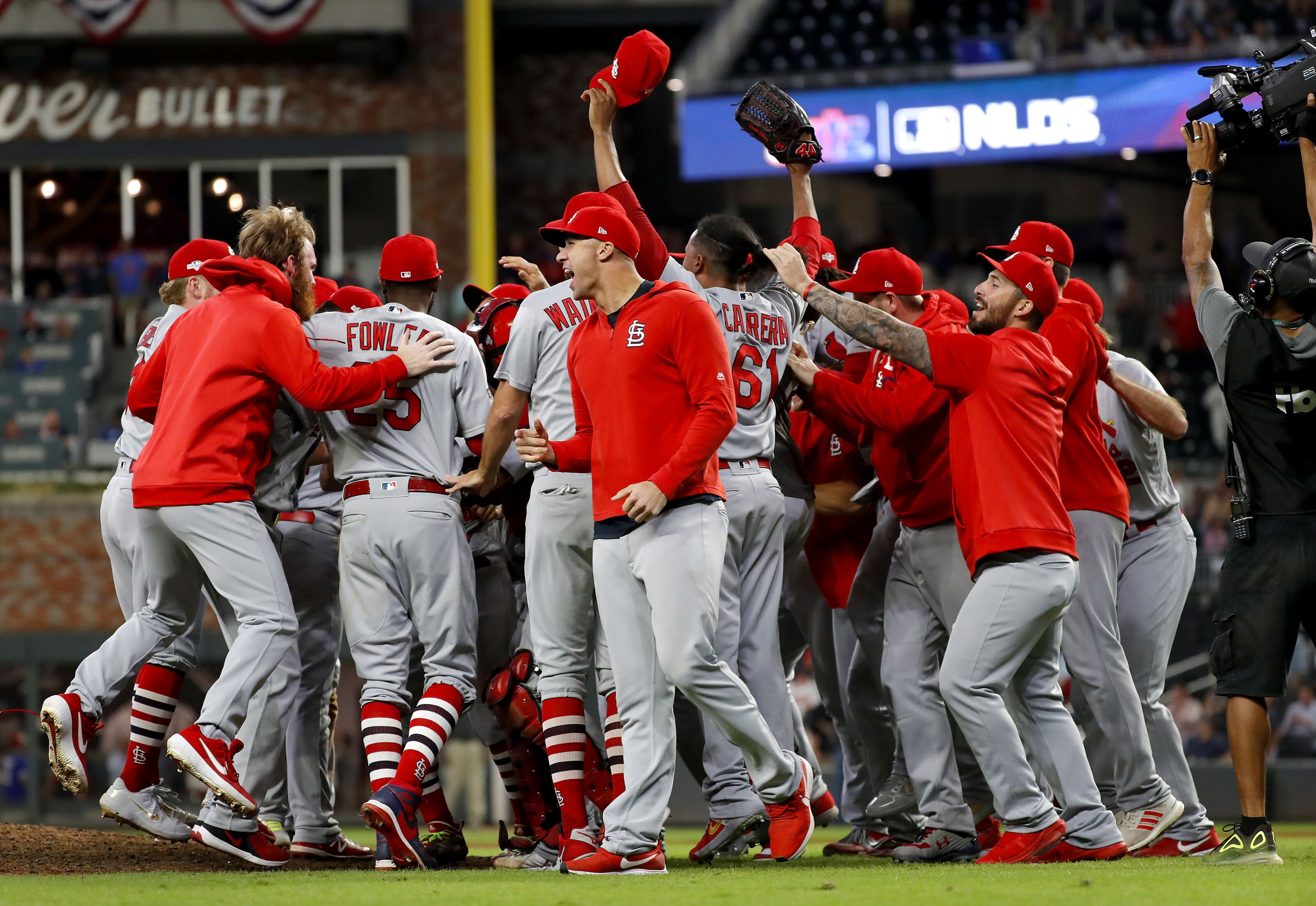 St. Louis Cardinals: The team is sticking with what worked for the NLCS