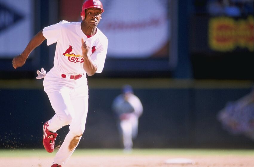 new product c0ccc c7498 On this Day: St. Louis Cardinals legend Willie McGee returns