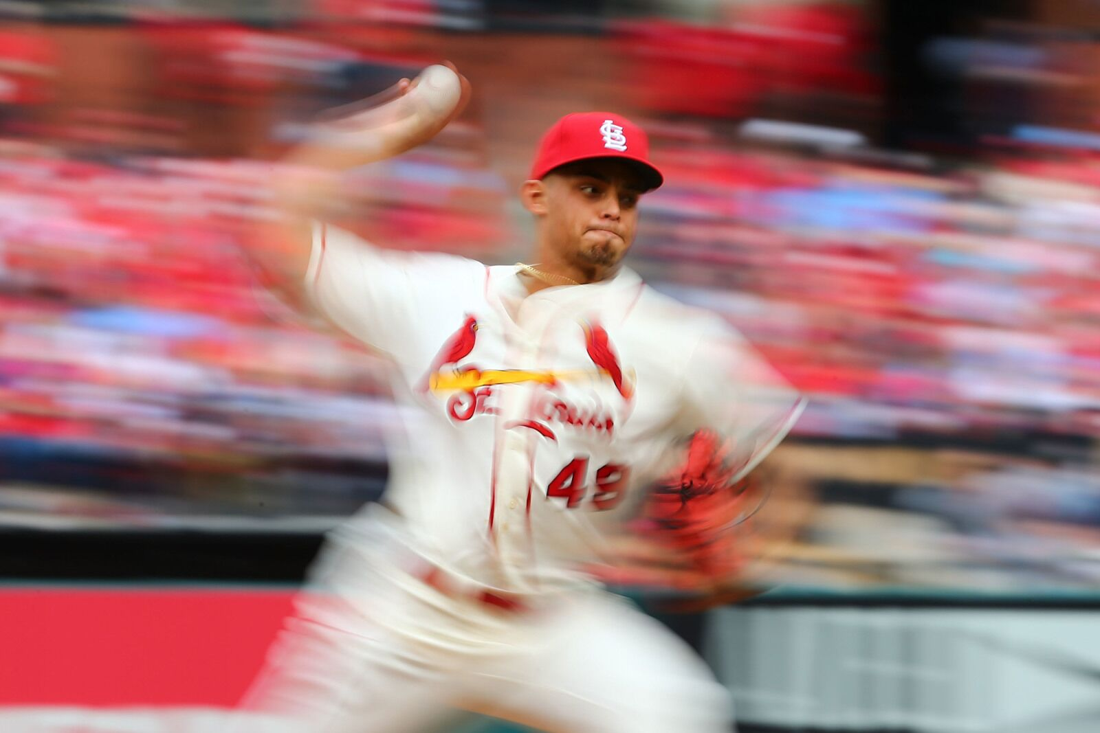 St Louis Cardinals A Cold Long Day S Journey Into A Loss