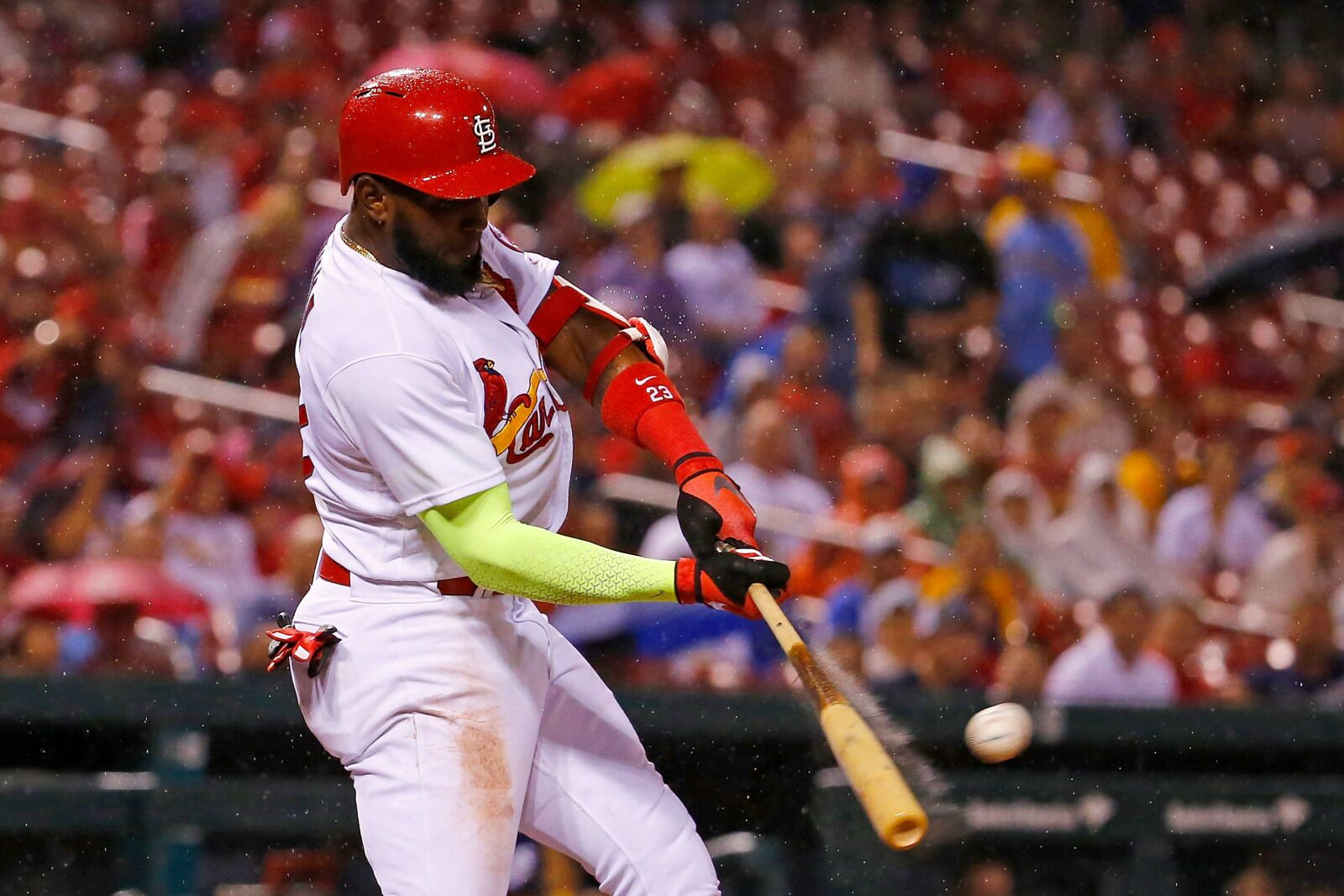 St. Louis Cardinals: Marcell Ozuna is due for a bounceback season