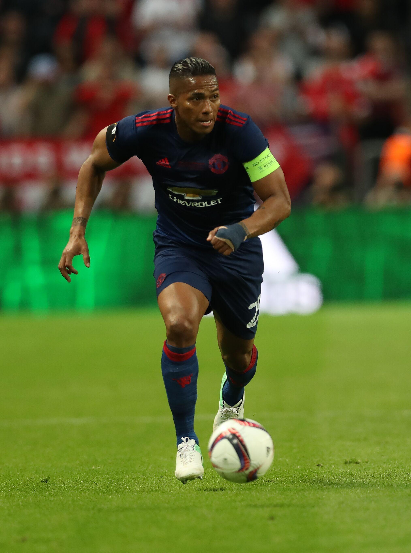 EA Sports FIFA 18 Player Predictions: Antonio Valencia
