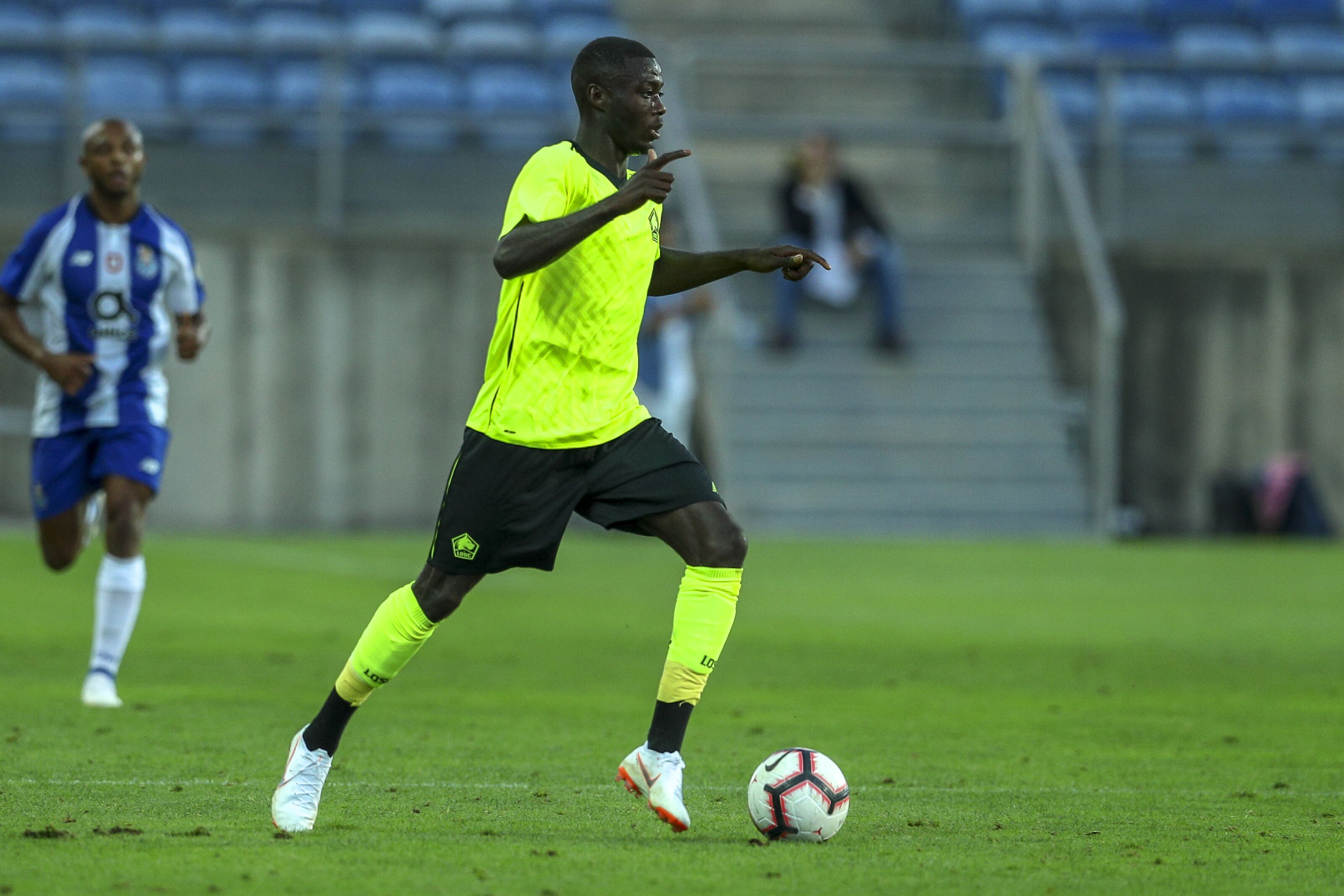 Manchester United To Sign Nicolas Pepe For £69m From Lille?