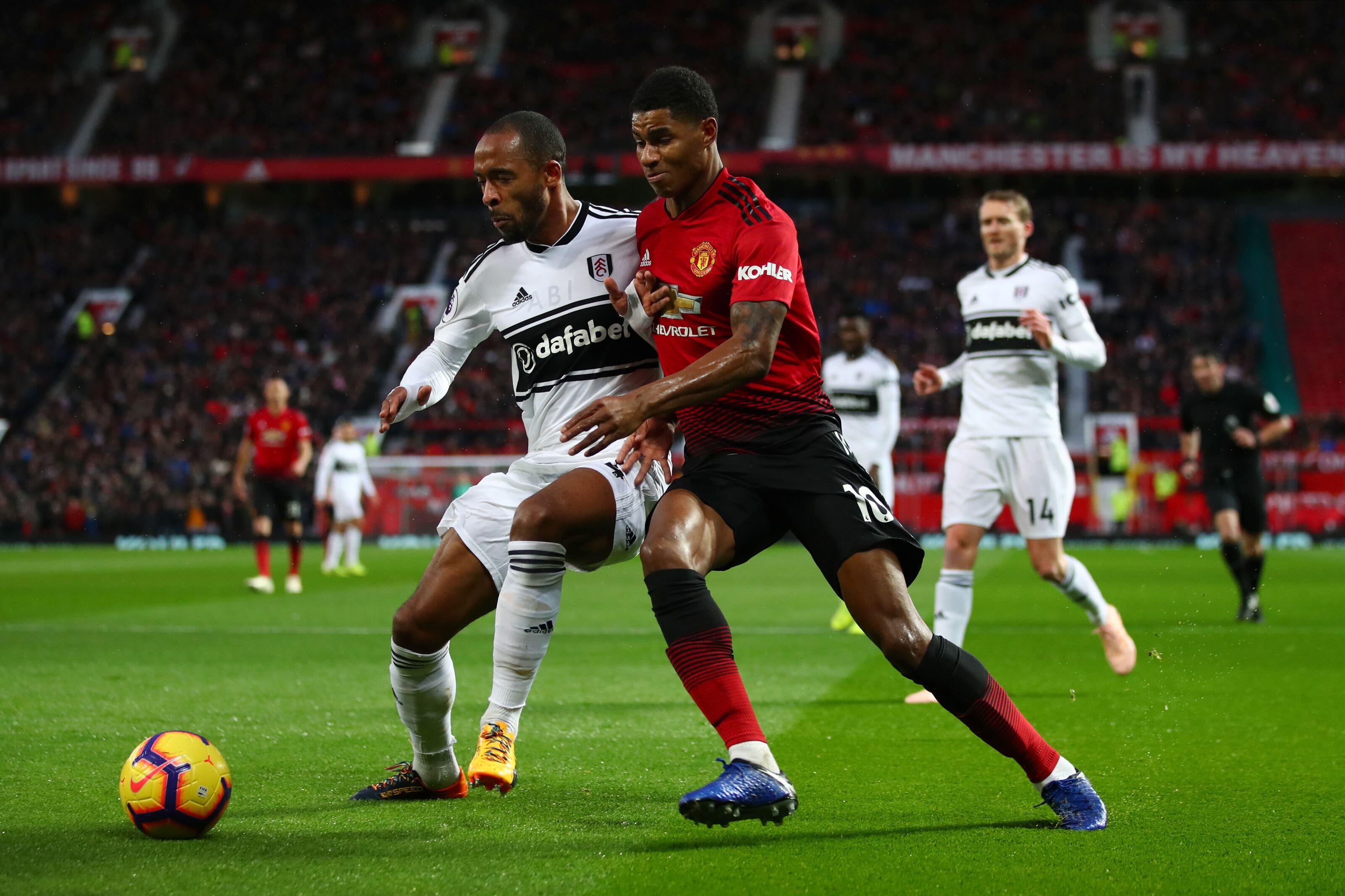 Fulham Vs Man Utd: Marcus Rashford's Phenomenal Game By Numbers Against